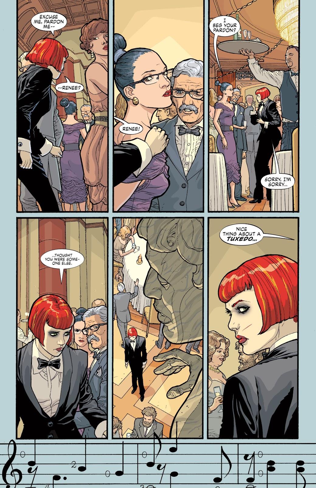 Read online Detective Comics (1937) comic -  Issue # _TPB Batwoman – Elegy (New Edition) (Part 1) - 58