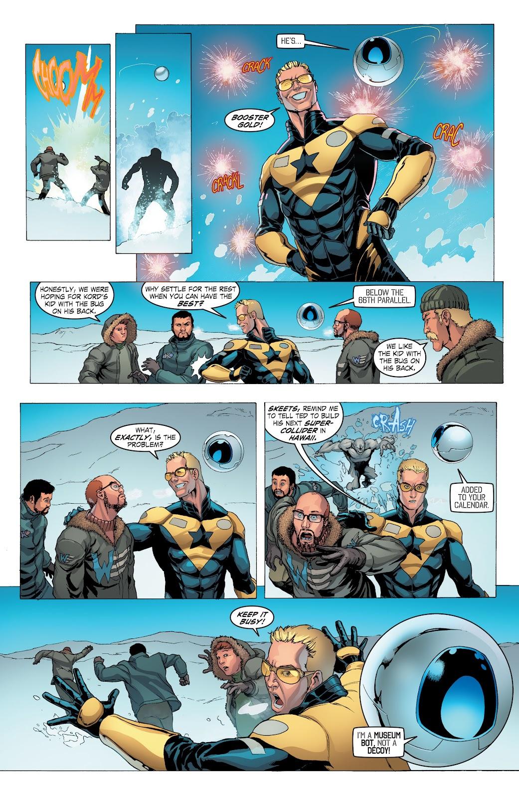 Read online Smallville Season 11 [II] comic -  Issue # TPB 4 - 8