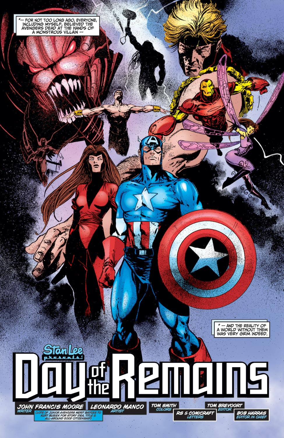 Avengers (1998) issue _Annual_1 - Page 10