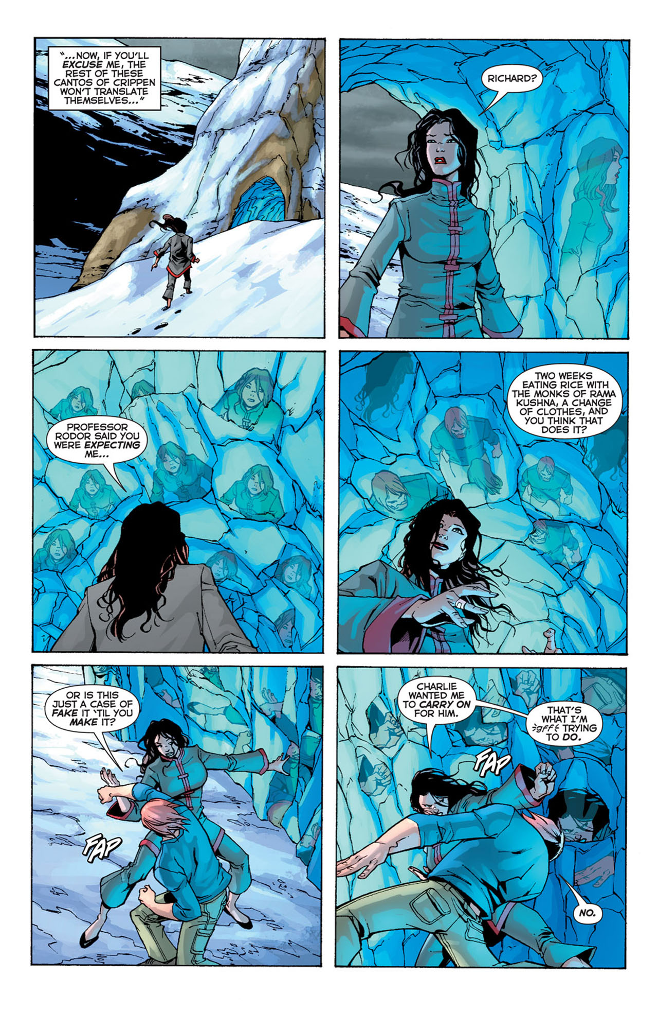 Read online 52 comic -  Issue #41 - 7