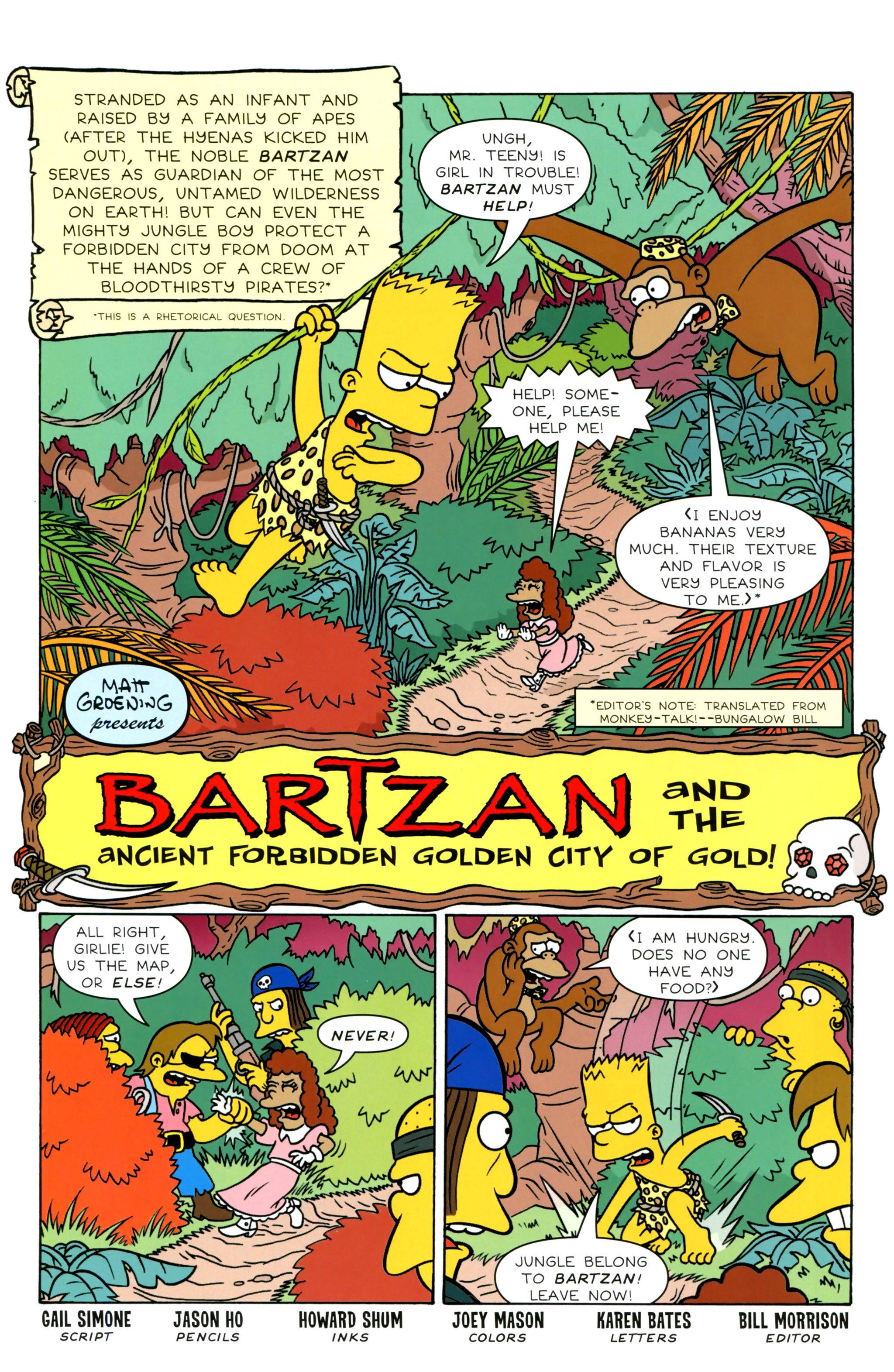 Read online Simpsons Illustrated (2012) comic -  Issue #20 - 29