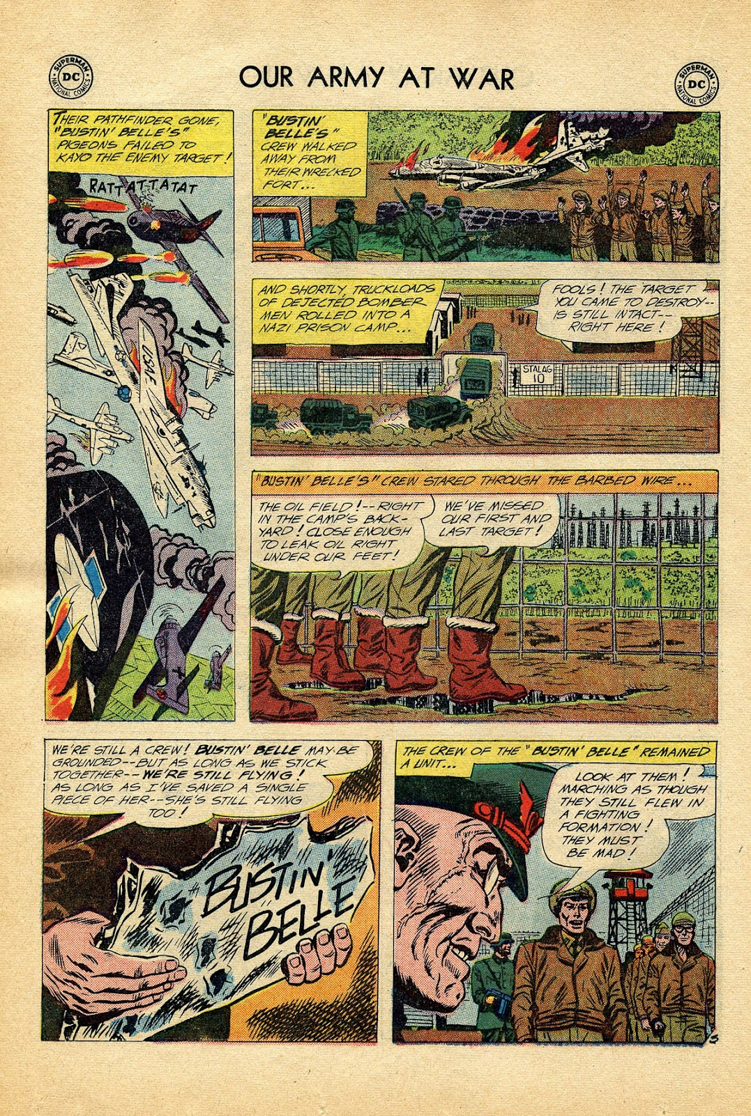 Our Army at War (1952) issue 99 - Page 22