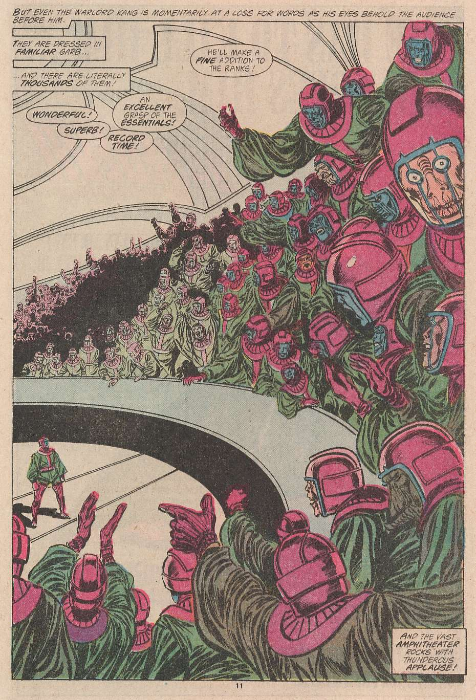 The Avengers (1963) 292 Page 8