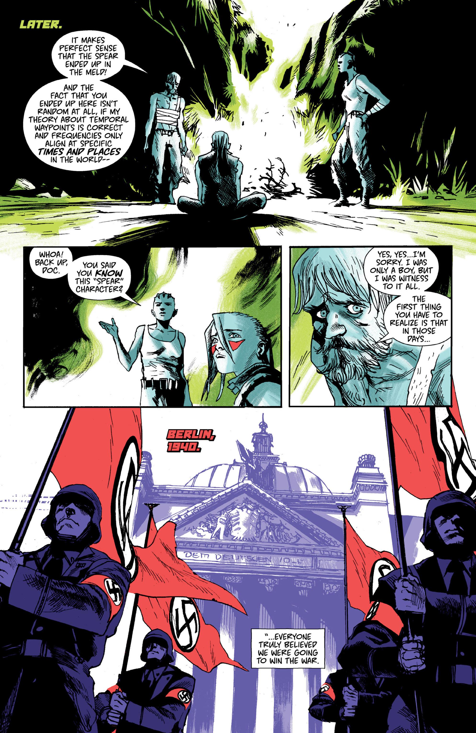Read online Ei8ht comic -  Issue # TPB - 83