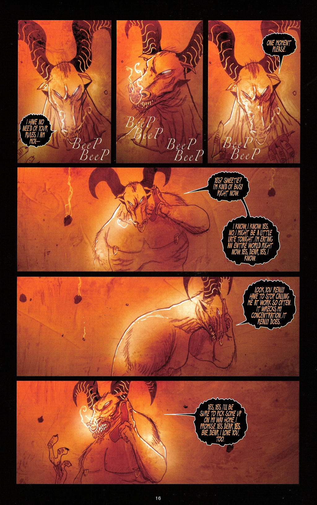 Read online Wormwood: Gentleman Corpse comic -  Issue #4 - 19