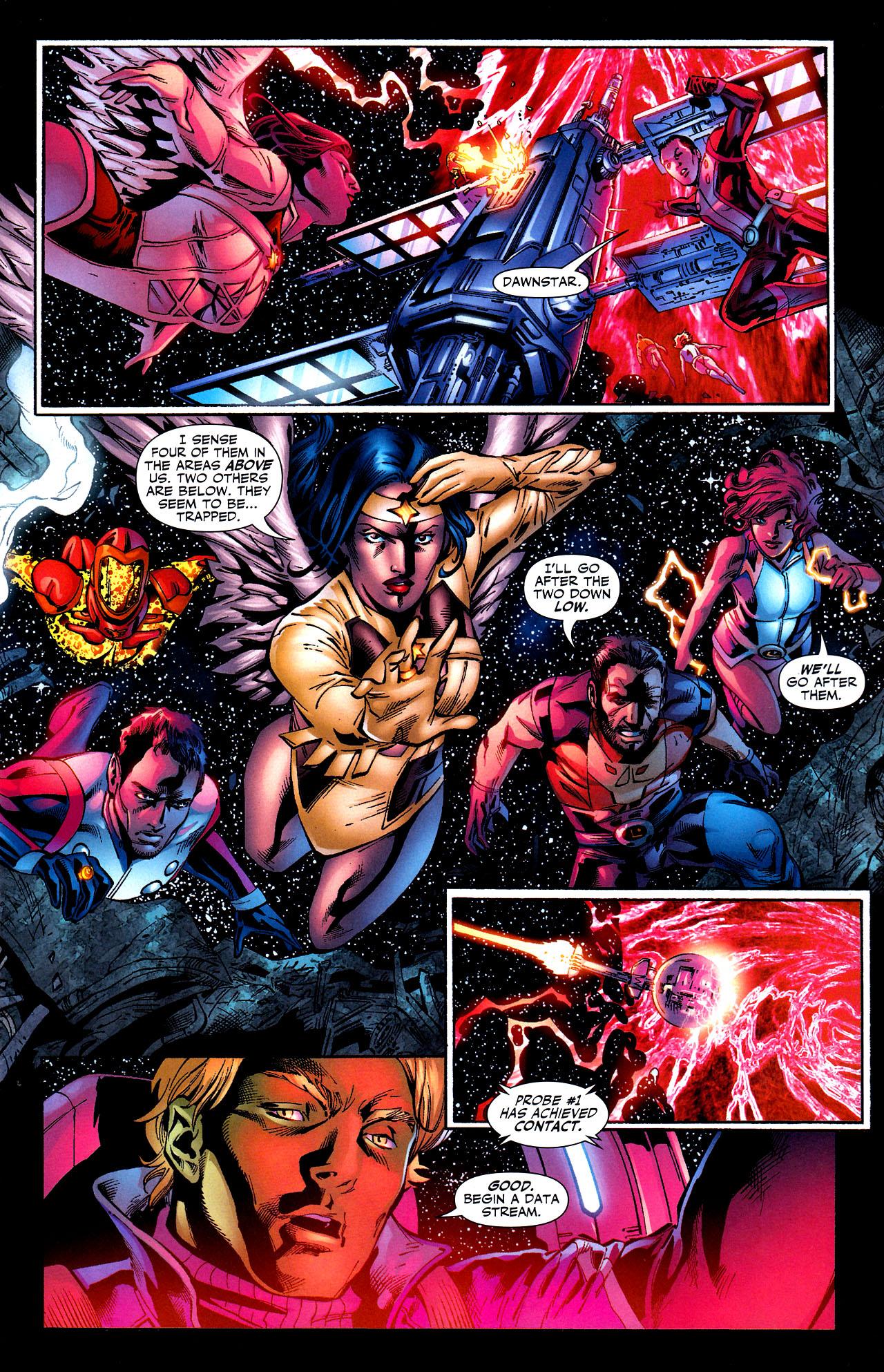 Read online Adventure Comics (2009) comic -  Issue #8 - 8