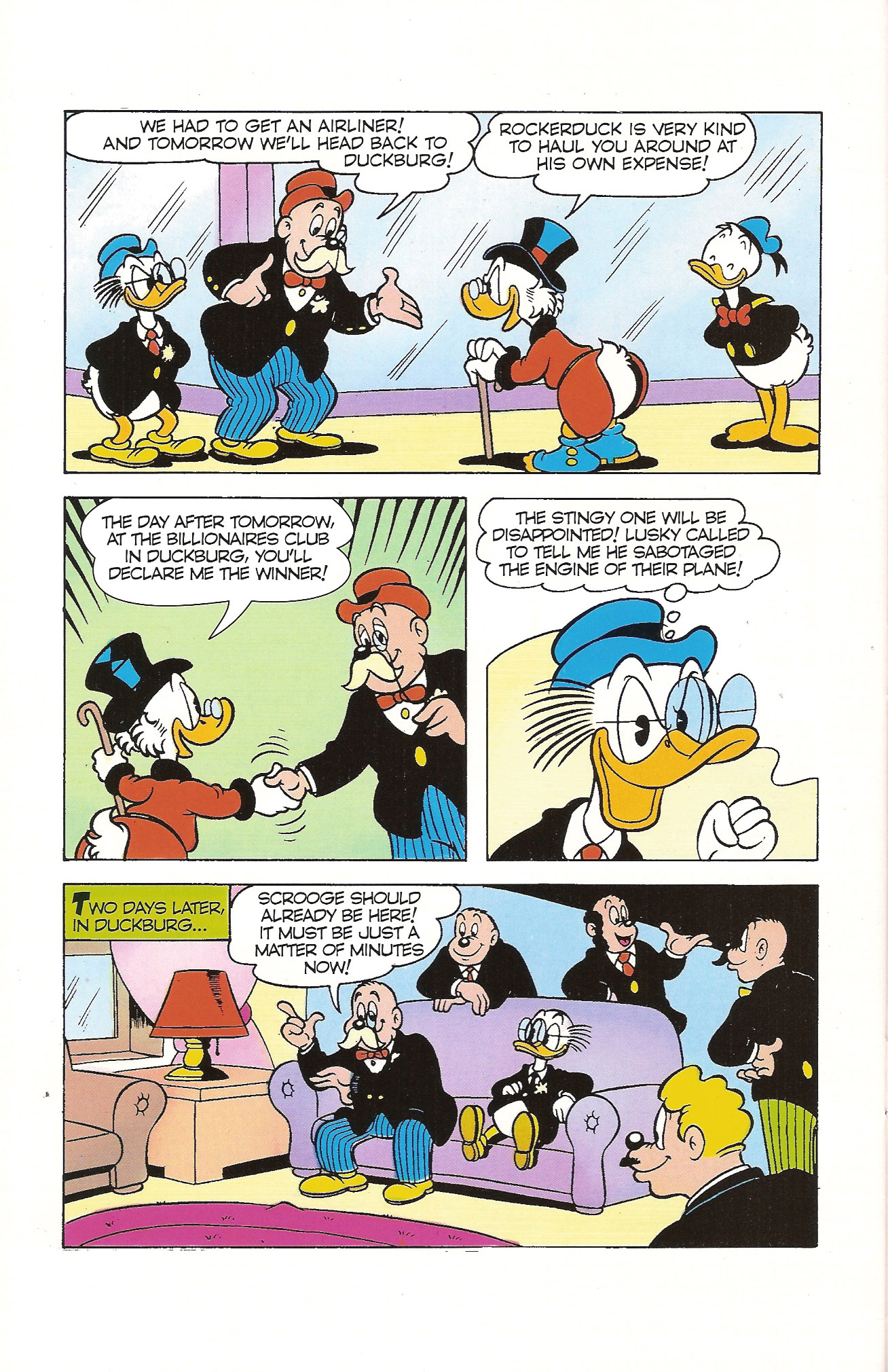 Read online Uncle Scrooge (1953) comic -  Issue #391 - 23