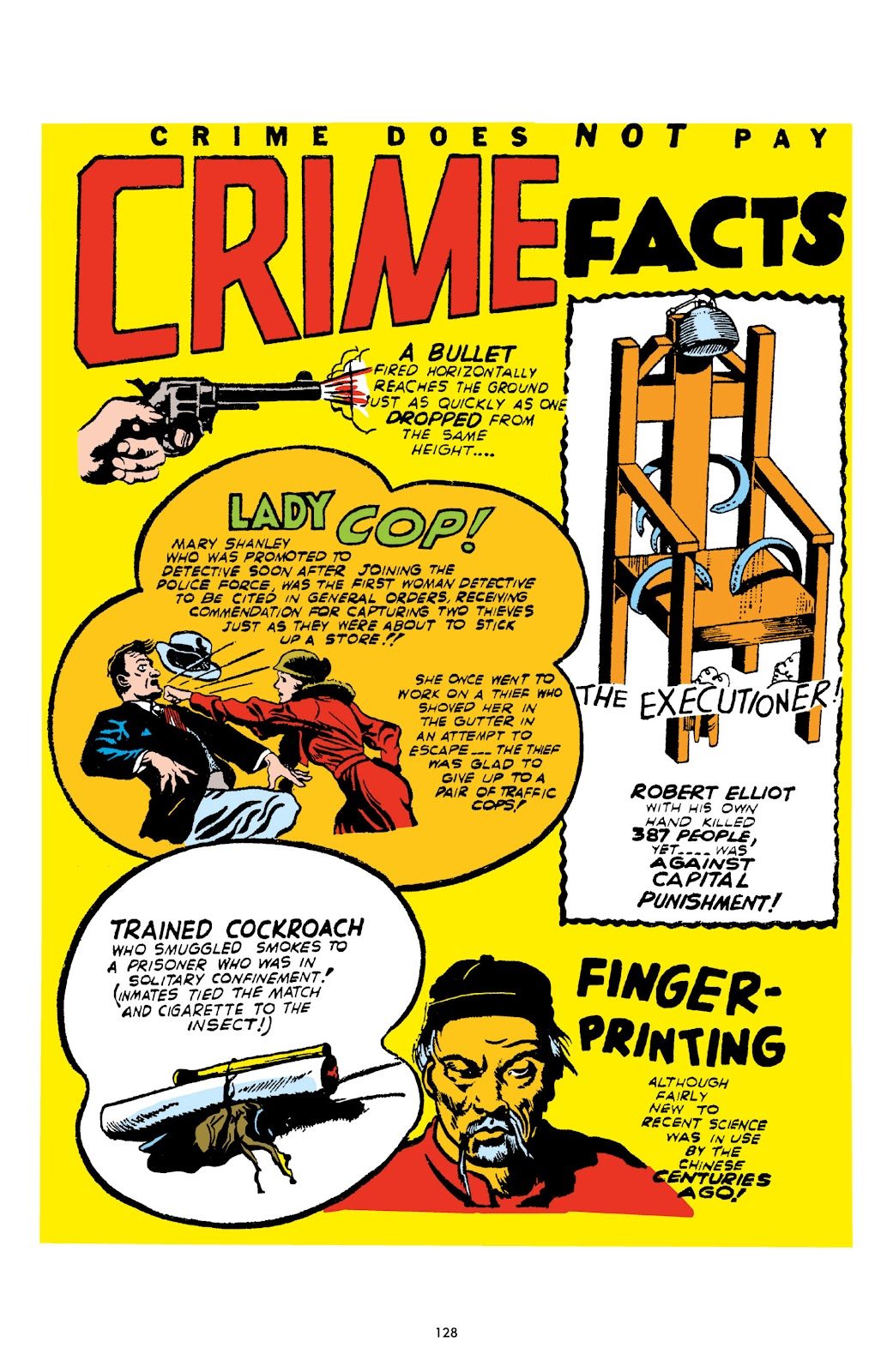 Read online Crime Does Not Pay Archives comic -  Issue # TPB 1 (Part 2) - 31