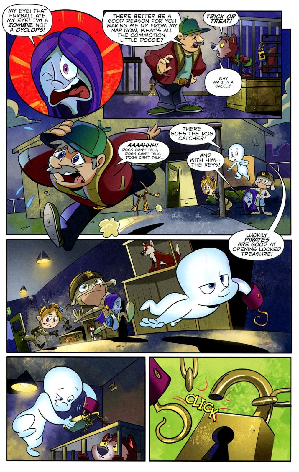 Read online Casper's Scare School comic -  Issue #1 - 16