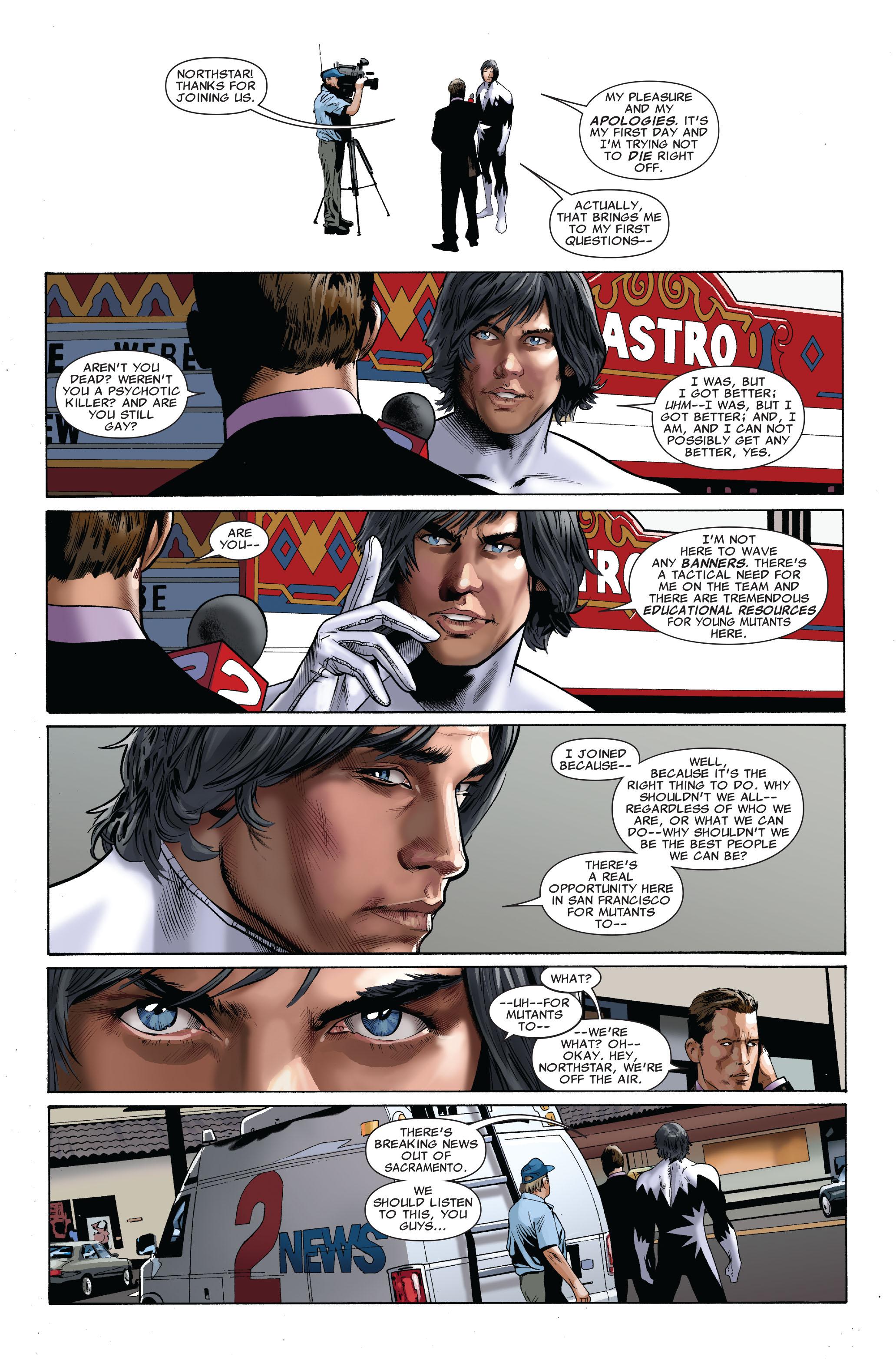 Read online Uncanny X-Men (1963) comic -  Issue #509 - 7