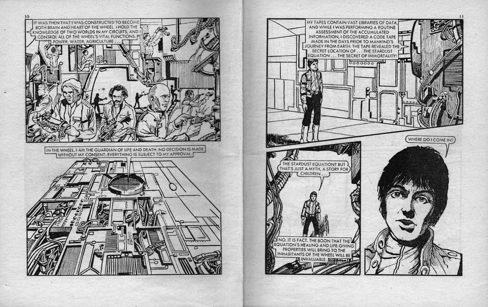 Starblazer issue 28 - Page 6