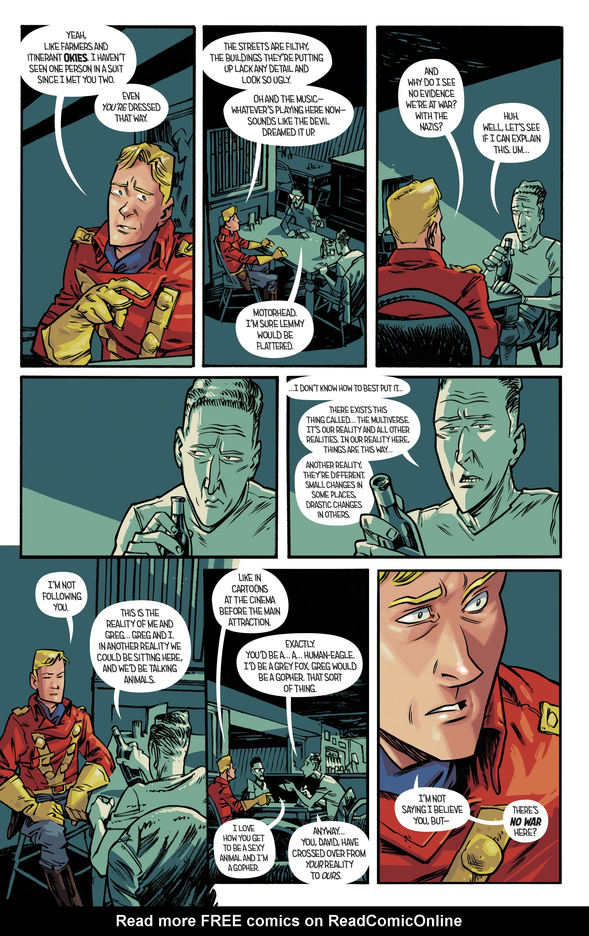 Read online Airboy comic -  Issue #2 - 12