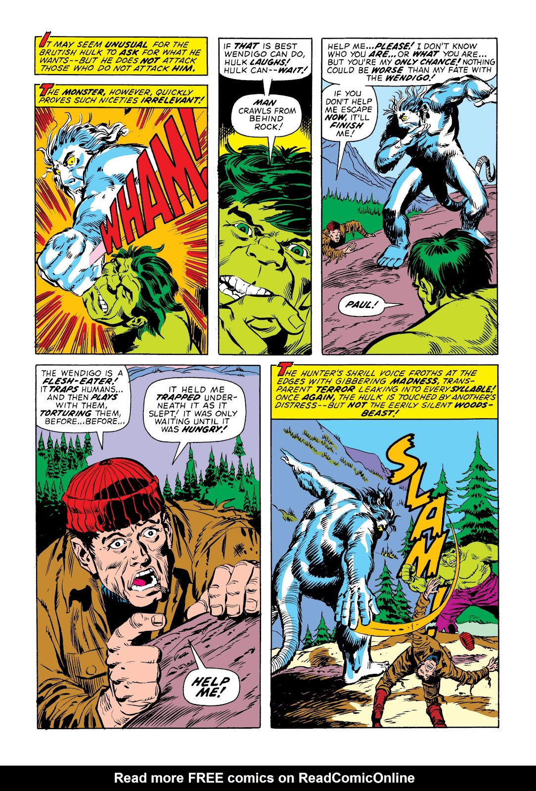 Read online Marvel Masterworks: The Incredible Hulk comic -  Issue # TPB 9 (Part 2) - 23