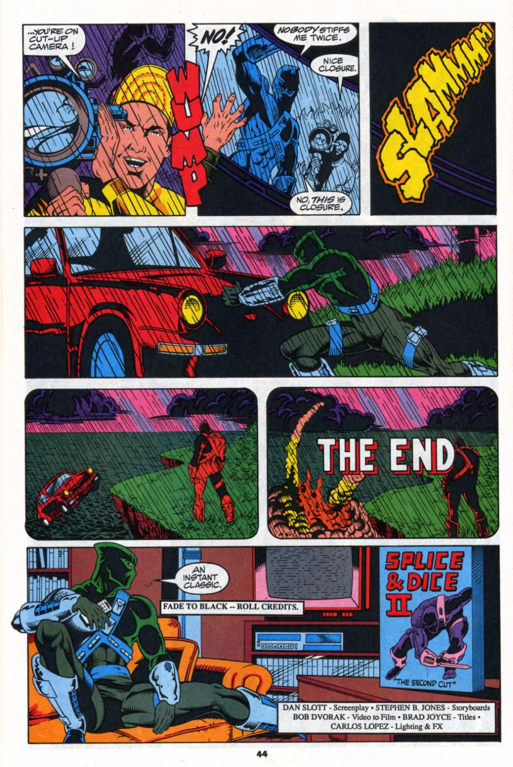 Read online Wonder Man (1991) comic -  Issue # _Annual 2 - 41