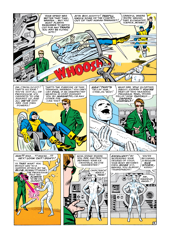 Uncanny X-Men (1963) 8 Page 2