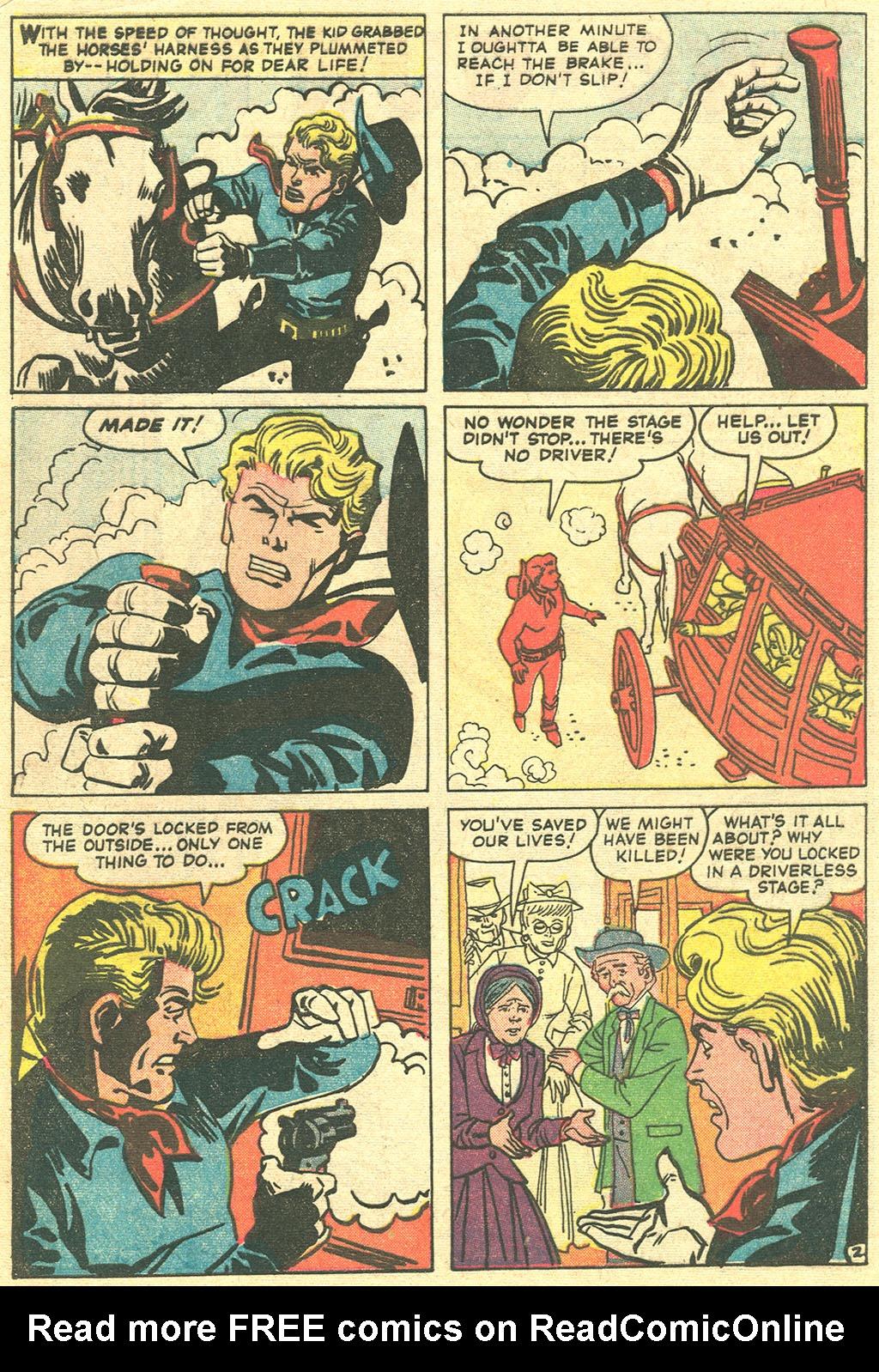 Read online Two-Gun Kid comic -  Issue #44 - 4