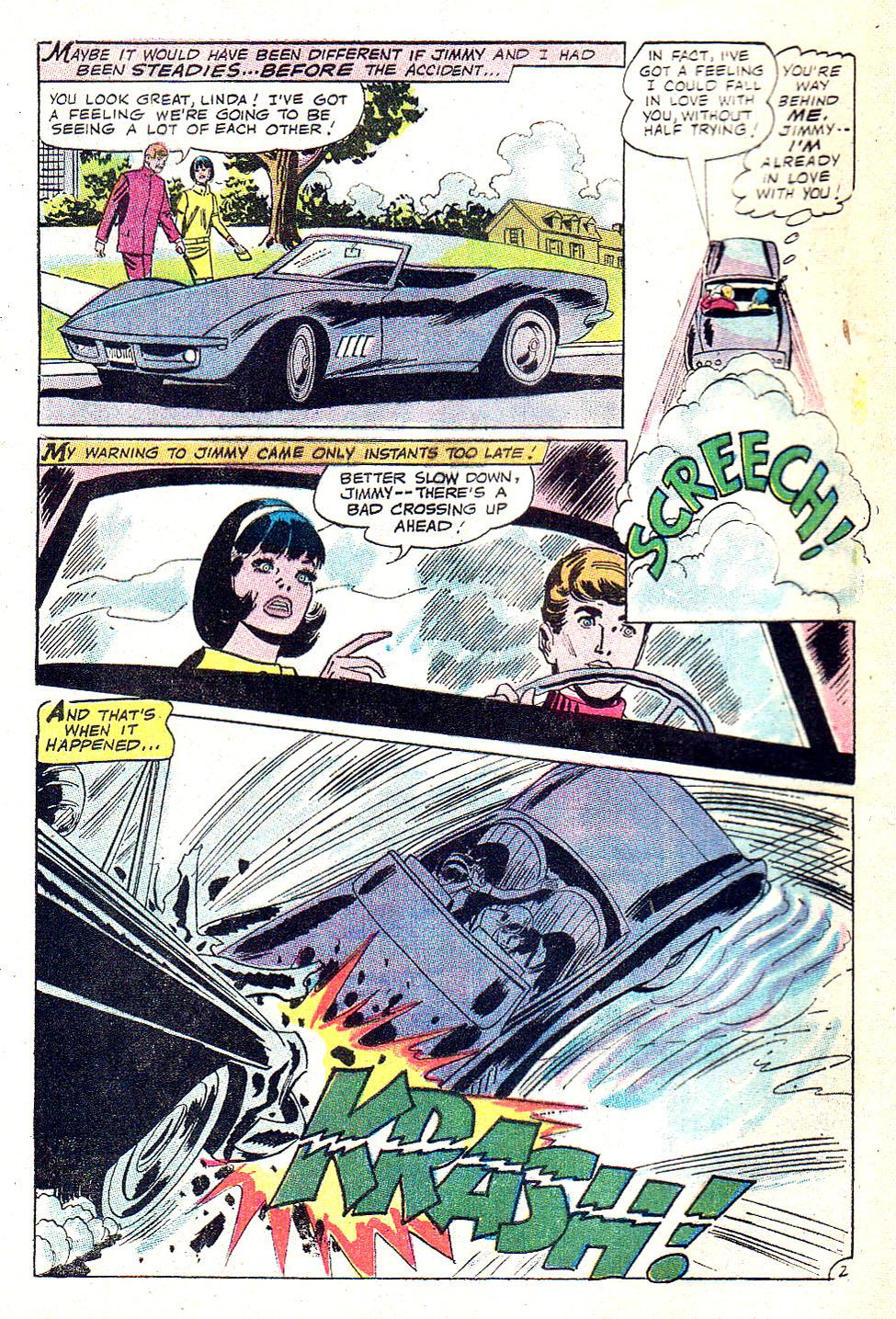 Read online Secret Hearts comic -  Issue #131 - 4