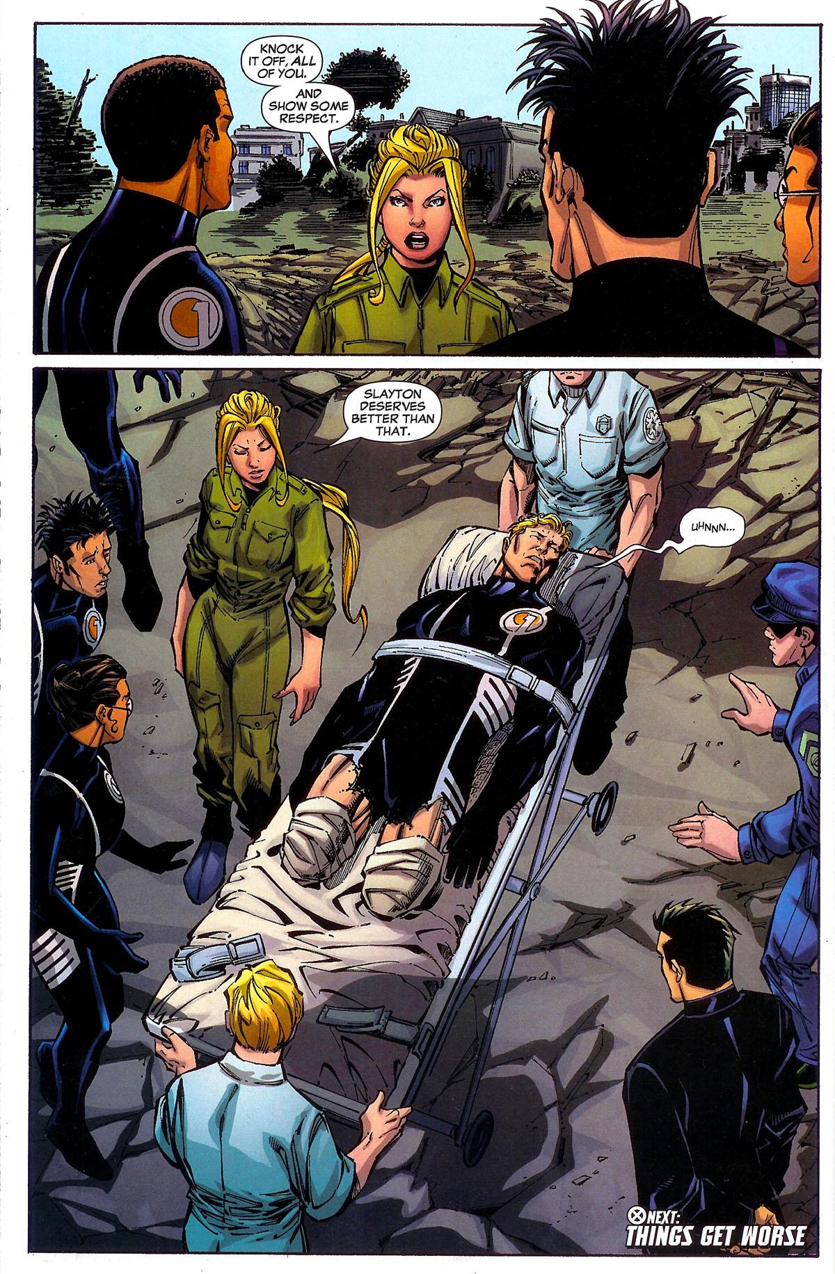 Read online Sentinel Squad O*N*E comic -  Issue #2 - 24