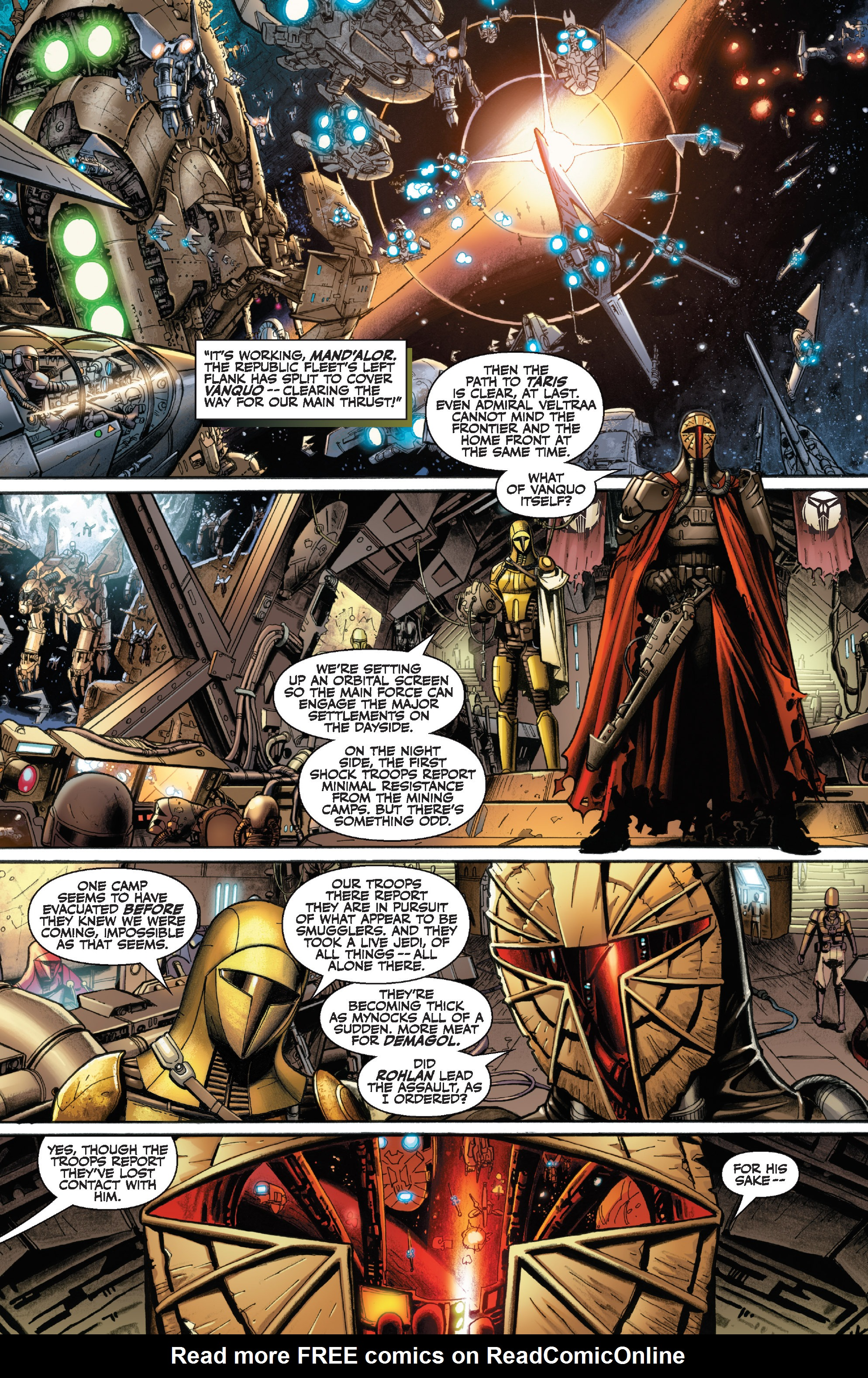 Read online Star Wars Omnibus comic -  Issue # Vol. 29 - 165