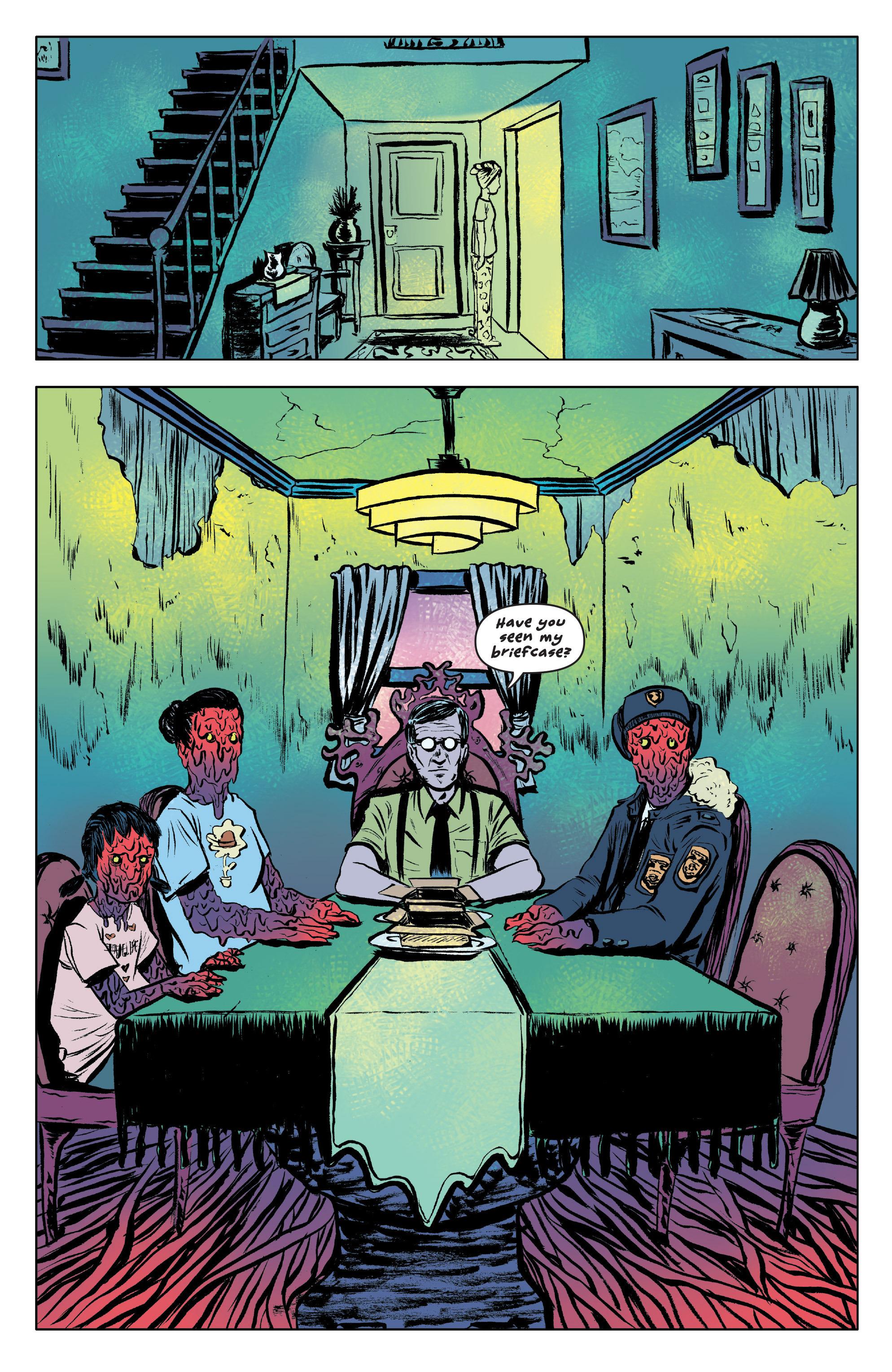 Read online UFOlogy comic -  Issue #3 - 5