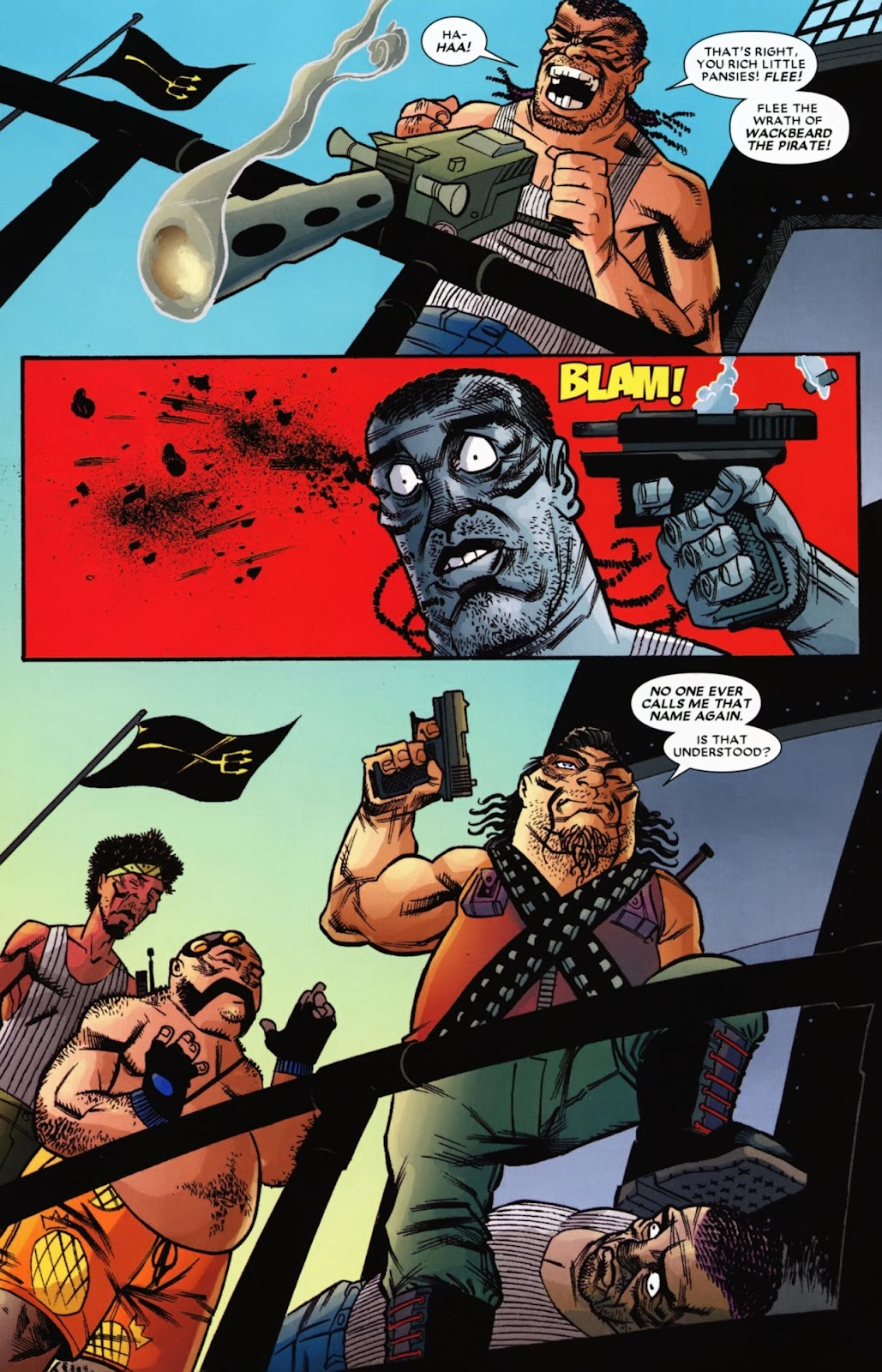 Read online Deadpool (2008) comic -  Issue #13 - 27