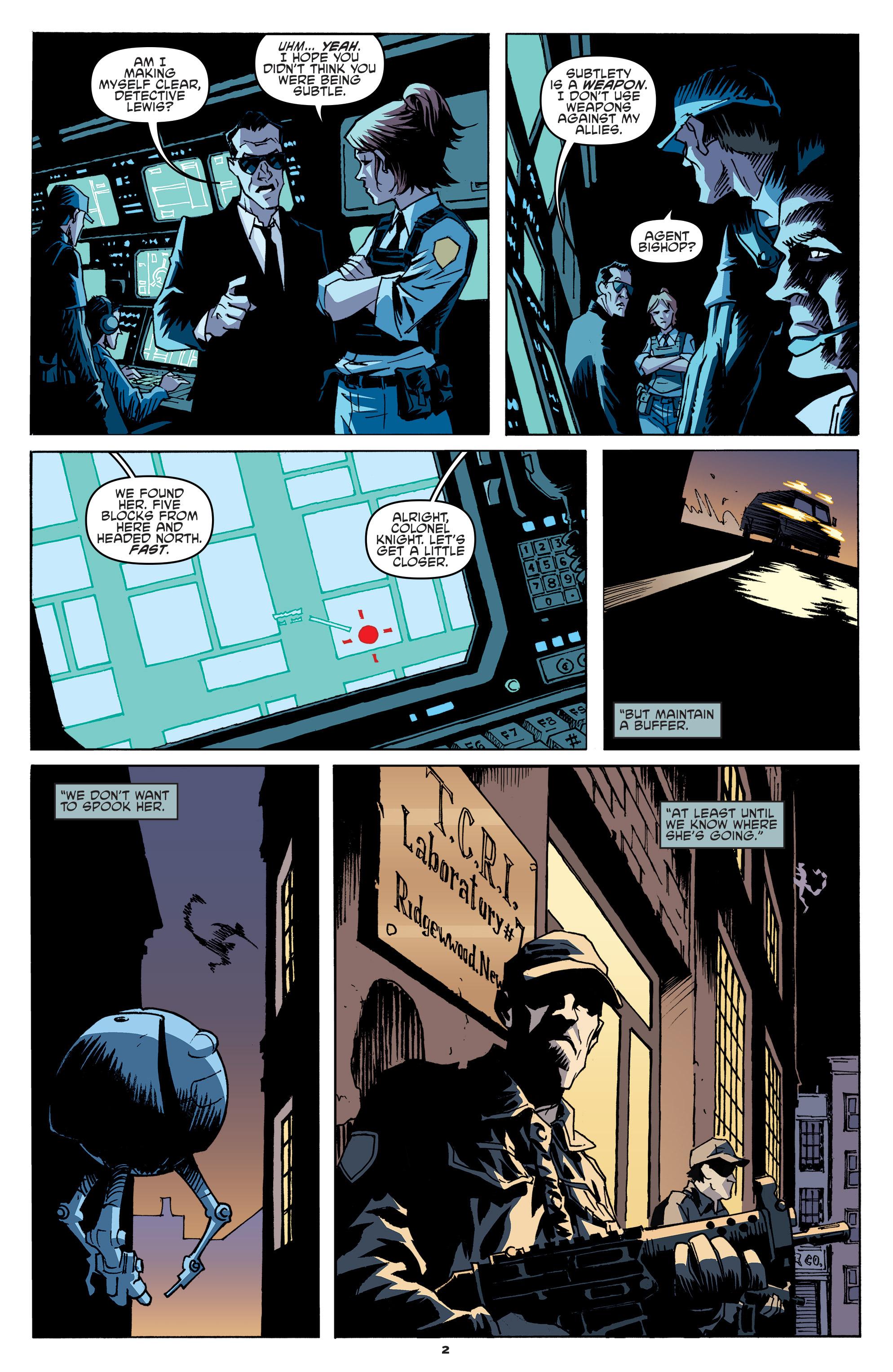 Read online Teenage Mutant Ninja Turtles (2011) comic -  Issue #69 - 29