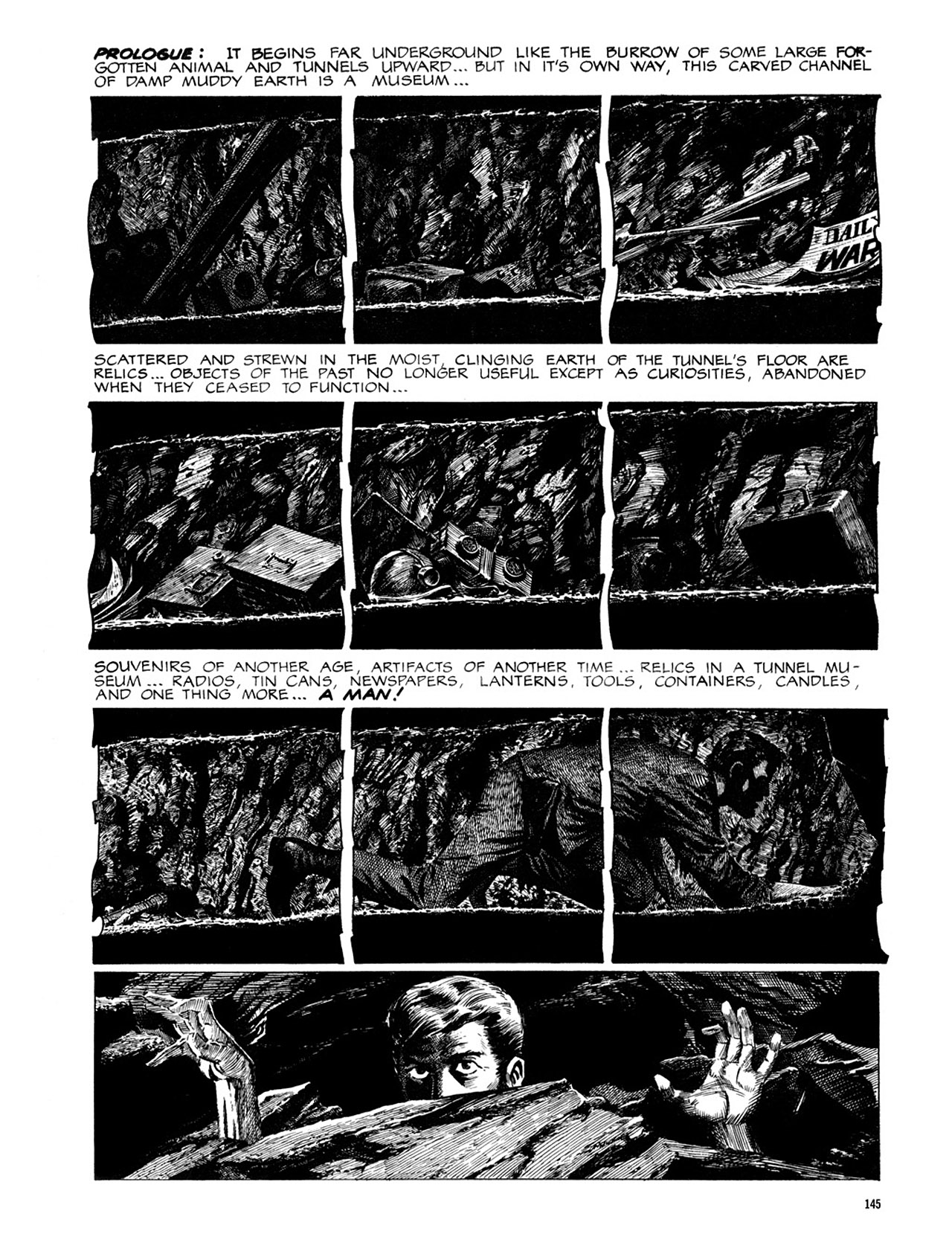 Read online Eerie Archives comic -  Issue # TPB 2 - 146