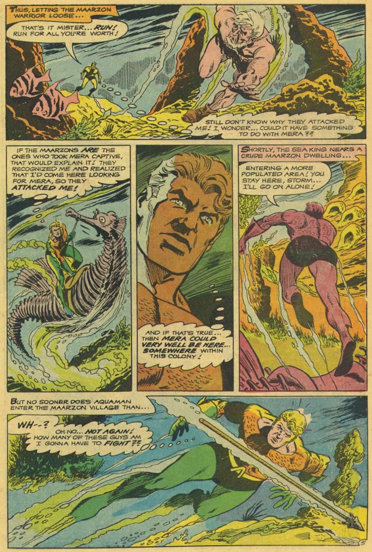 Read online Aquaman (1962) comic -  Issue #42 - 7