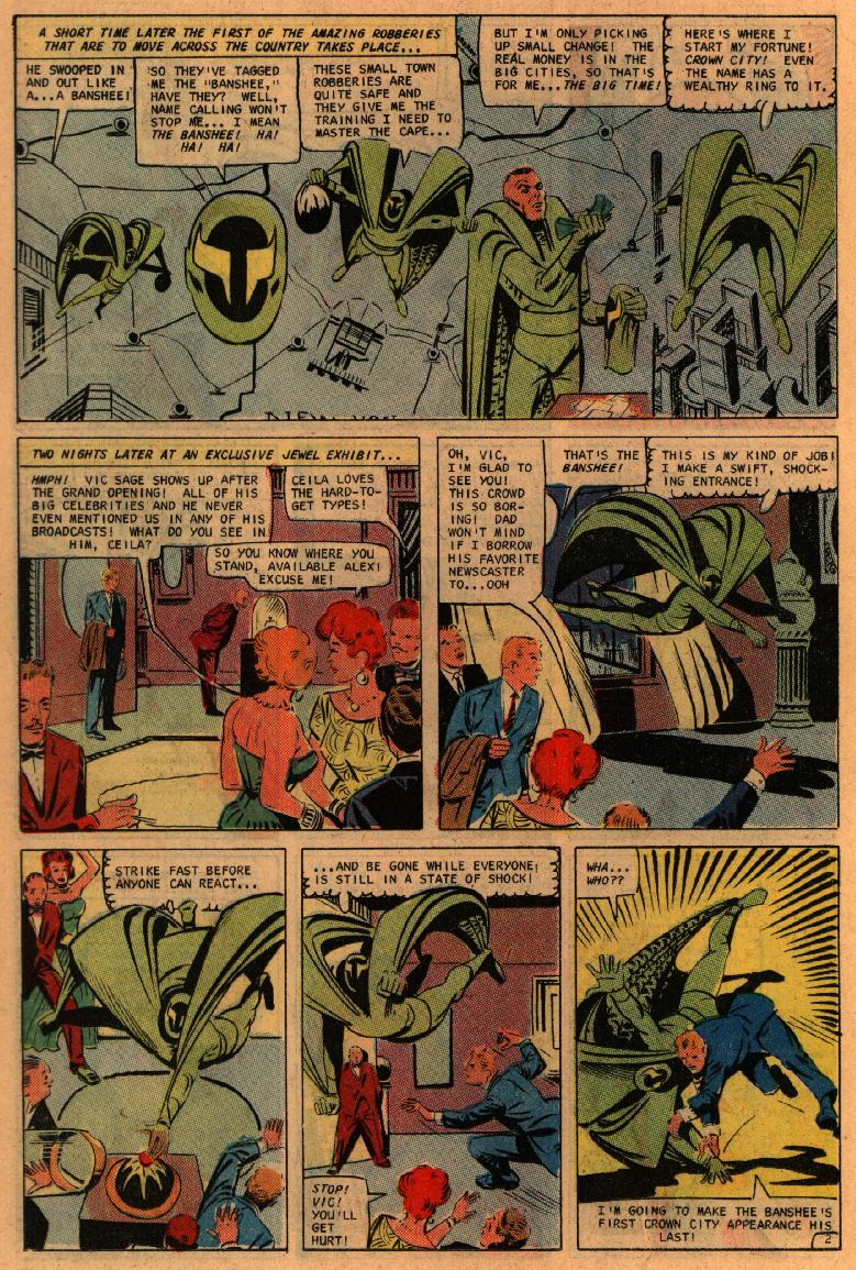 Blue Beetle (1967) issue 2 - Page 26