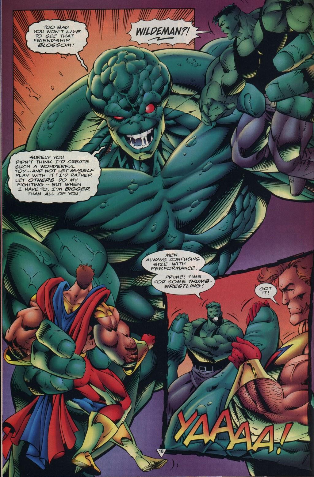 Read online Prime Vs. The Incredible Hulk comic -  Issue # Full - 22