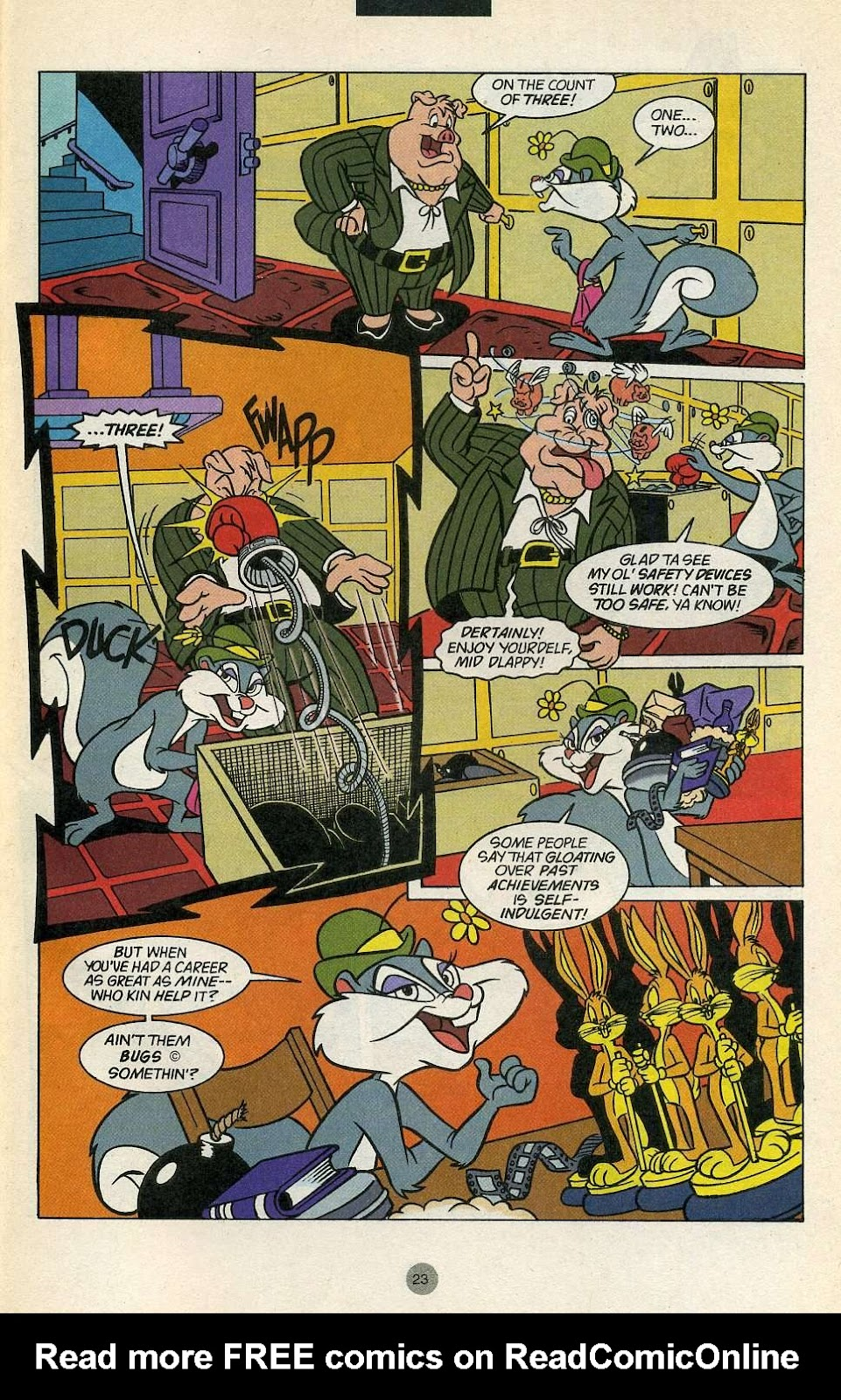 Animaniacs (1995) issue 14 - Page 25