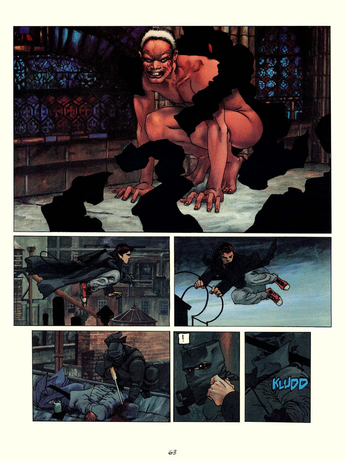 Elektra Lives Again issue Full - Page 70