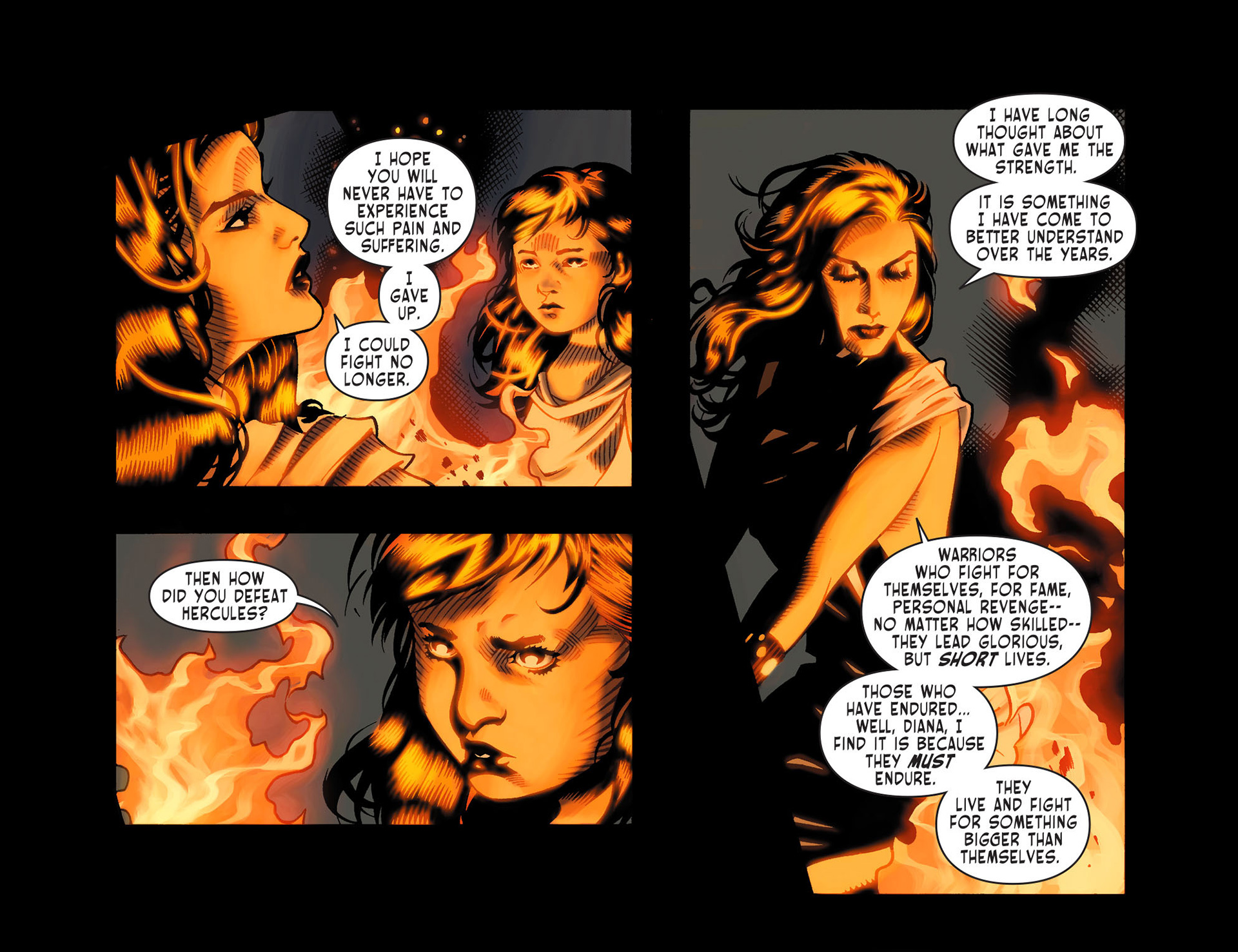 Read online Sensation Comics Featuring Wonder Woman comic -  Issue #13 - 16