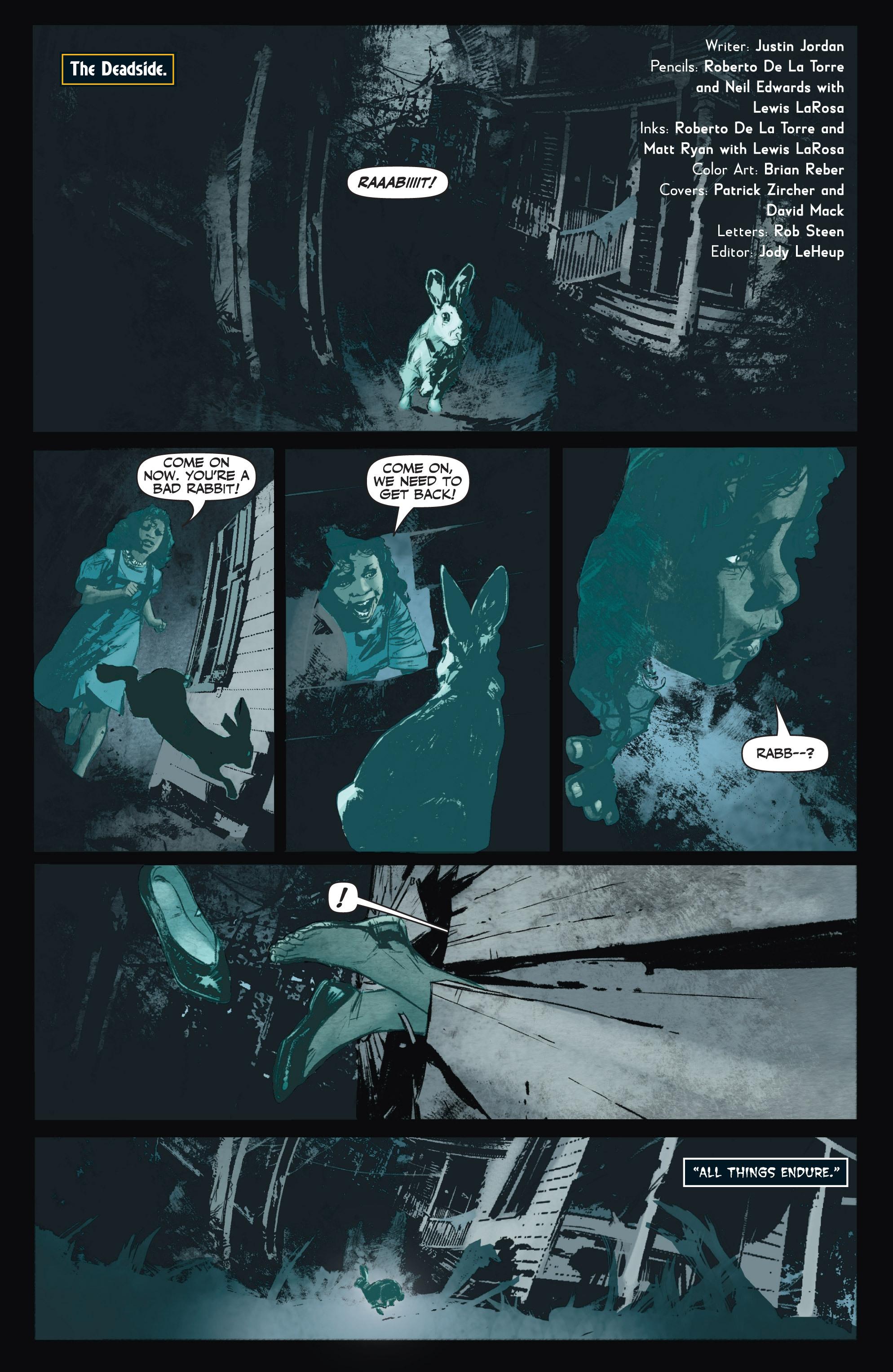 Read online Shadowman (2012) comic -  Issue #8 - 3