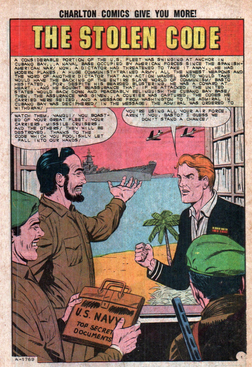 Read online Fightin' Navy comic -  Issue #108 - 11
