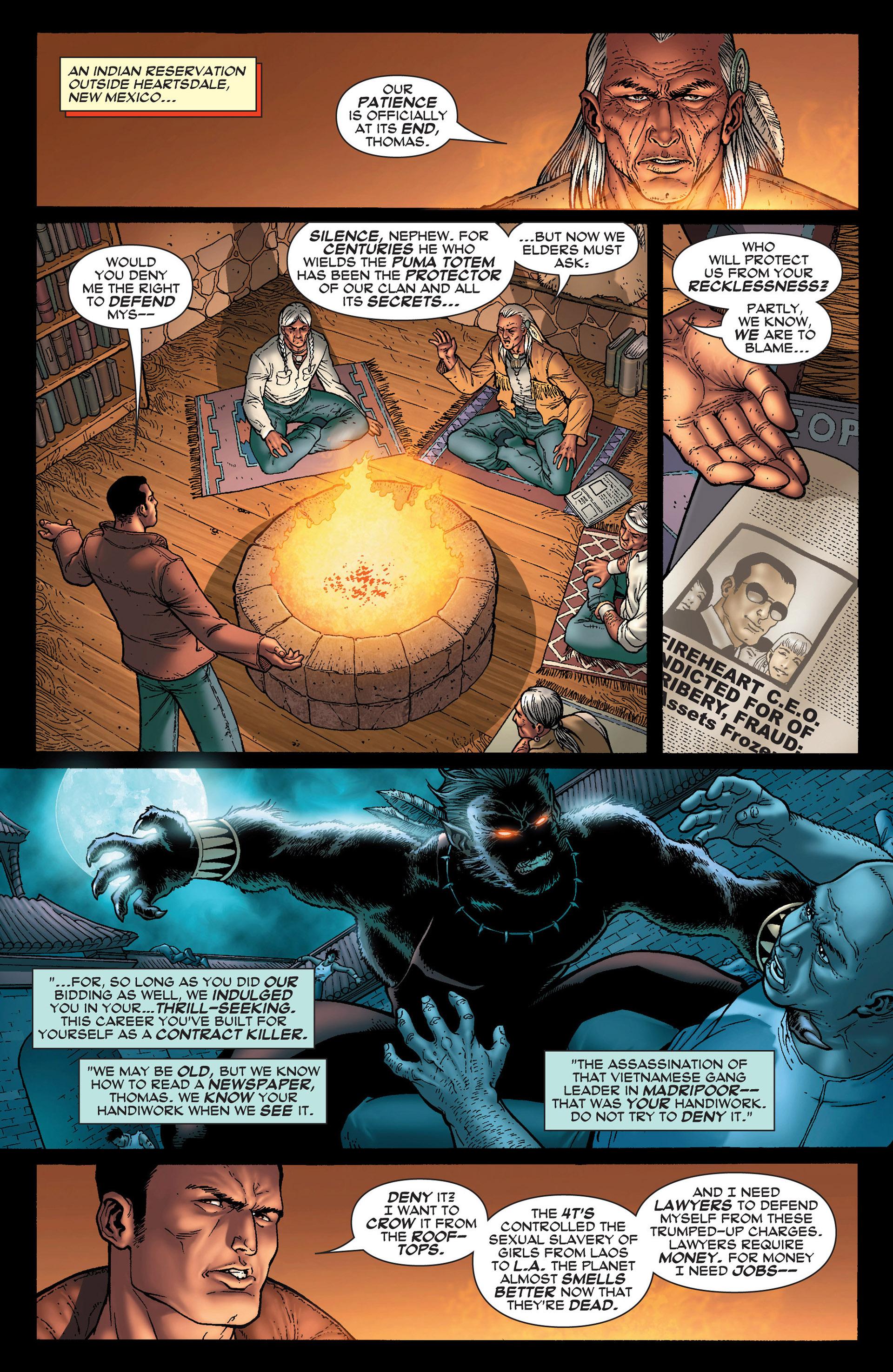 Read online Super-Villain Team-Up/MODOK's 11 comic -  Issue #1 - 9