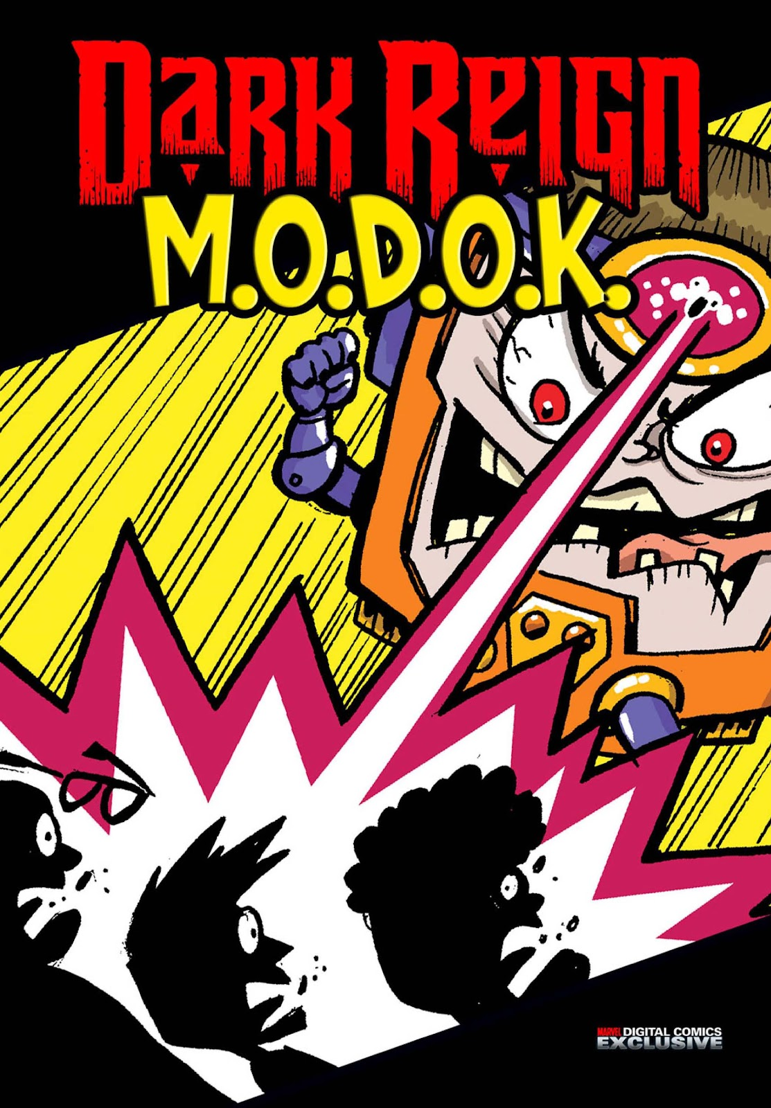 Dark Reign: M.O.D.O.K. issue 3 - Page 1