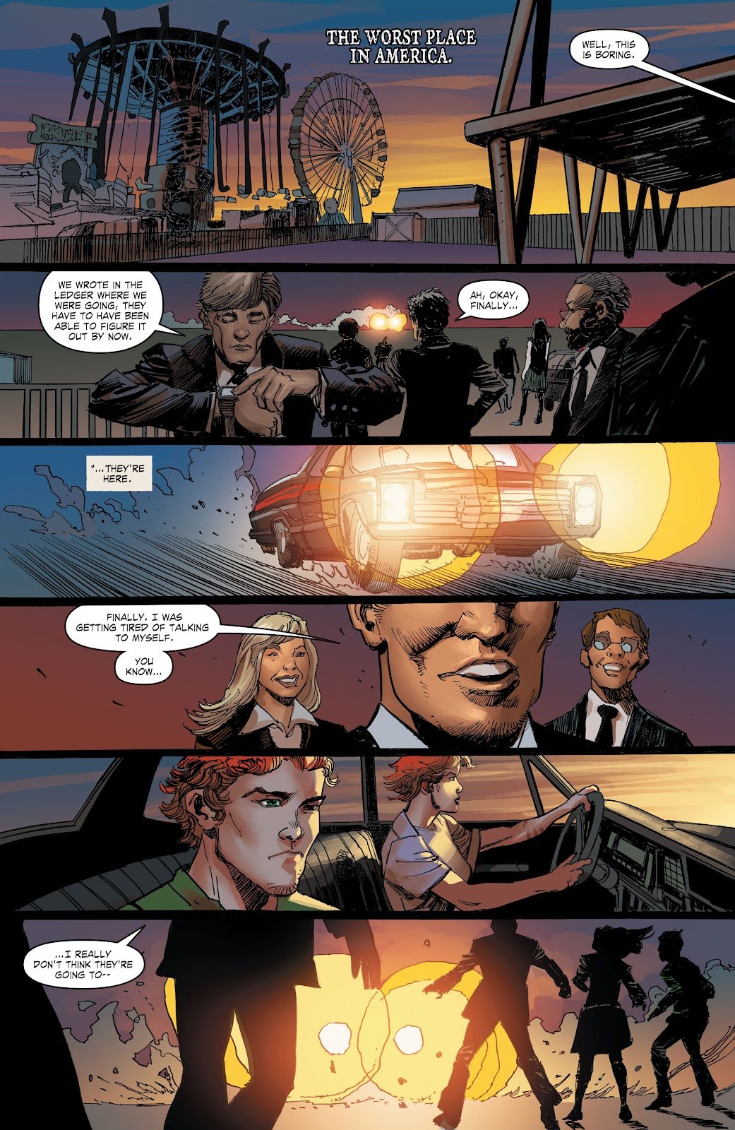 Read online The Curse of Brimstone: Ashes comic -  Issue # TPB (Part 2) - 33