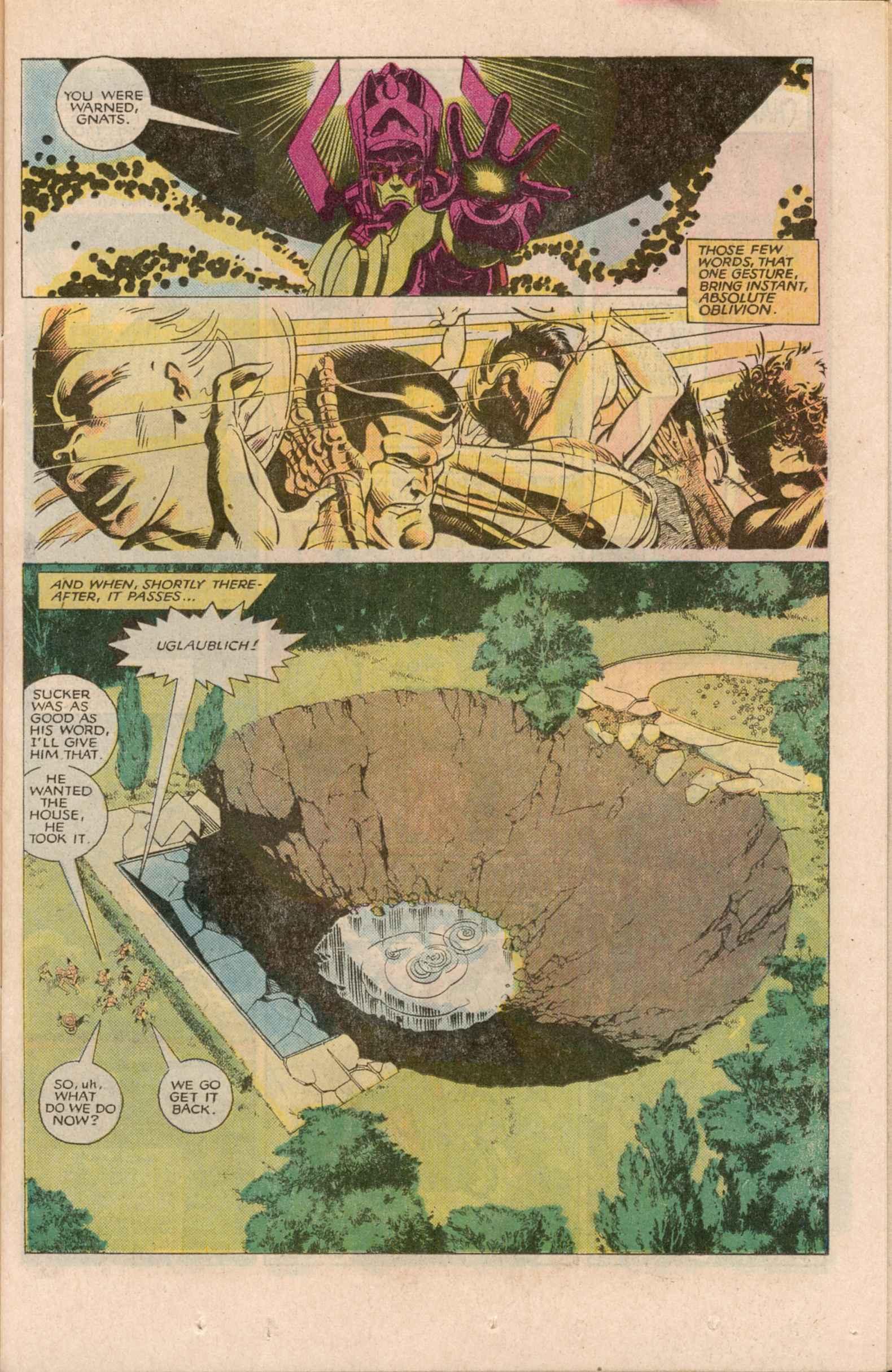 Read online Uncanny X-Men (1963) comic -  Issue # _Annual 7 - 8