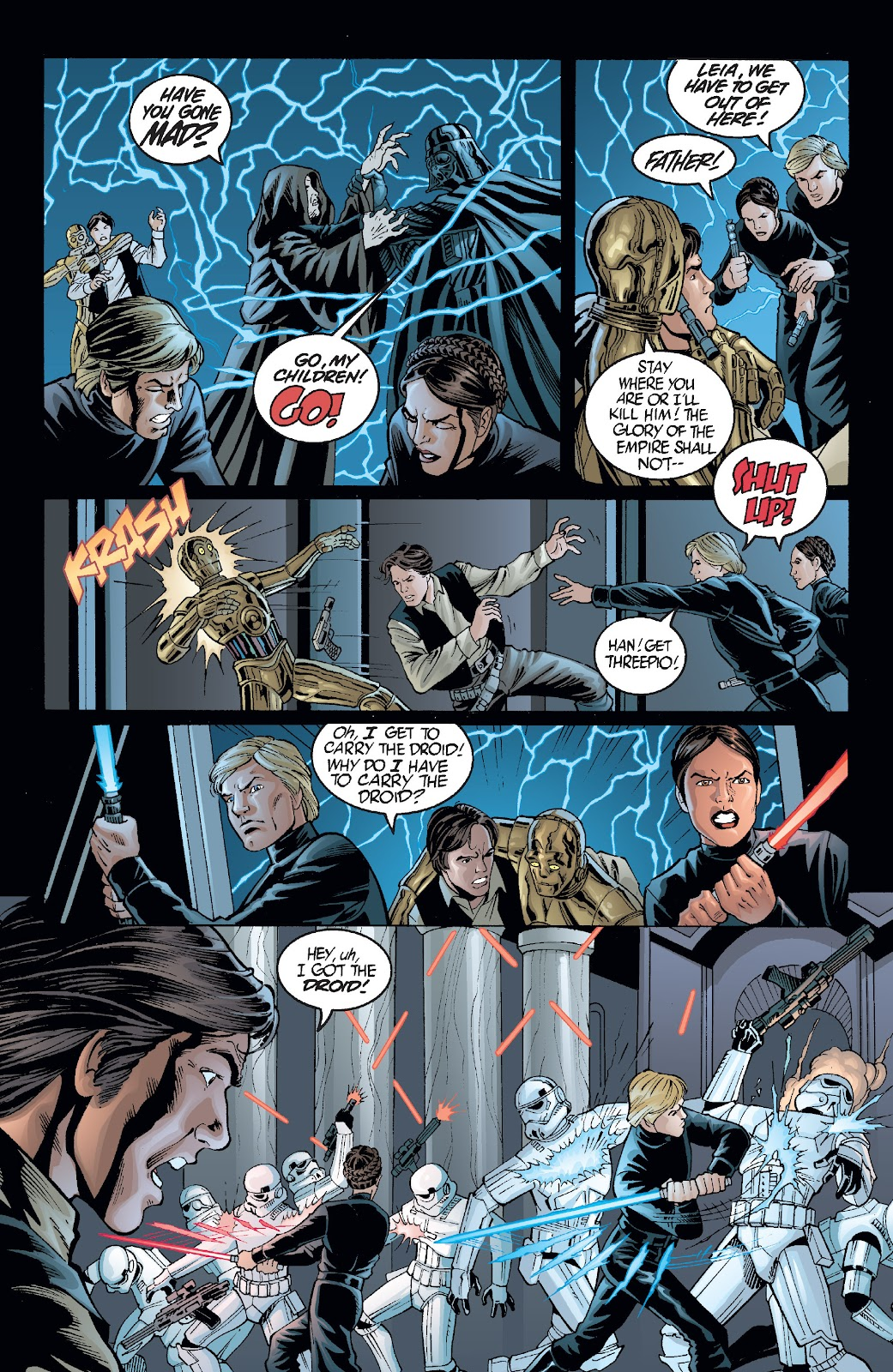 Read online Star Wars Legends: Infinities - Epic Collection comic -  Issue # TPB (Part 1) - 95