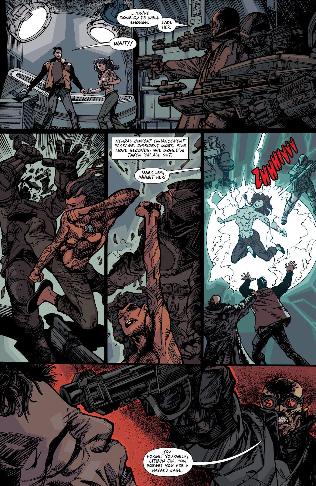 Read online Strange Adventures (2014) comic -  Issue # TPB (Part 1) - 12