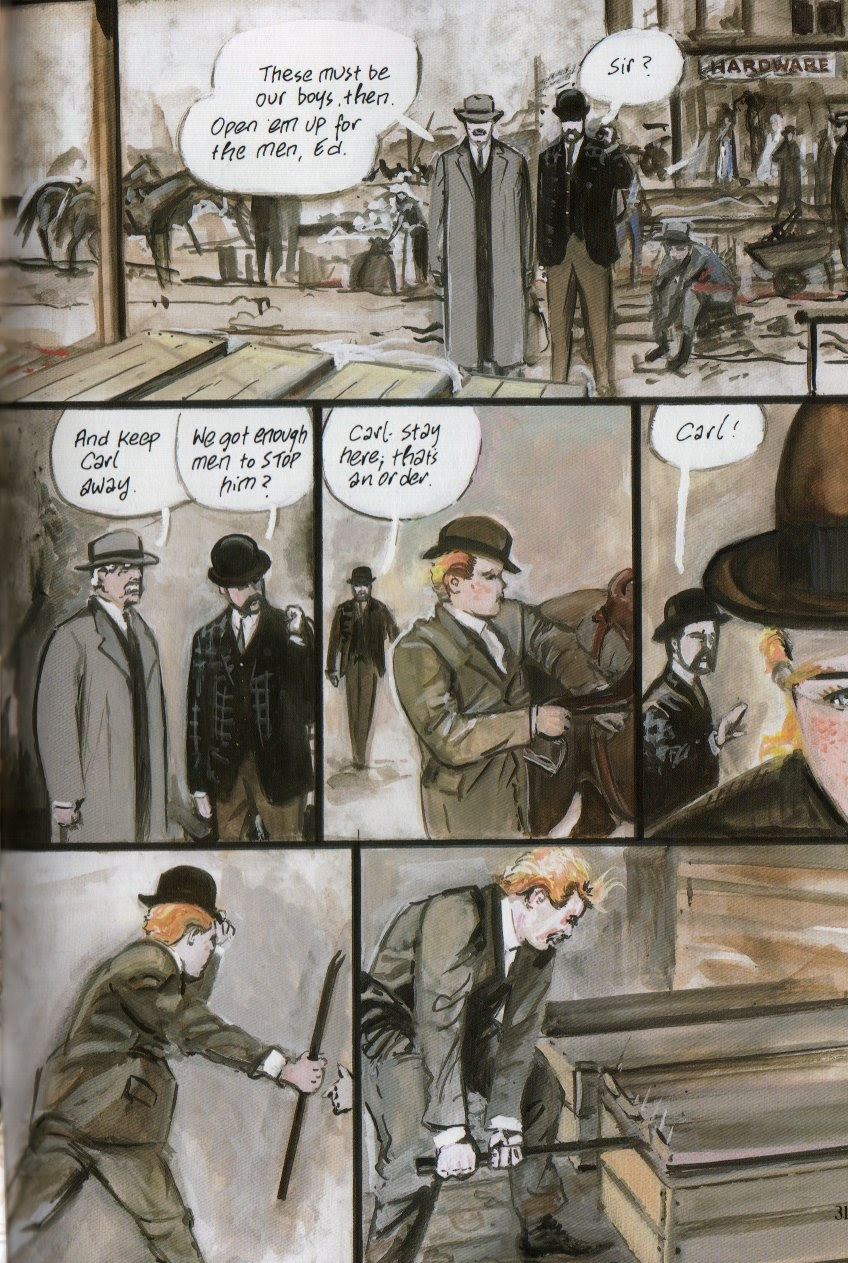Read online The Black Diamond Detective Agency comic -  Issue # TPB - 31