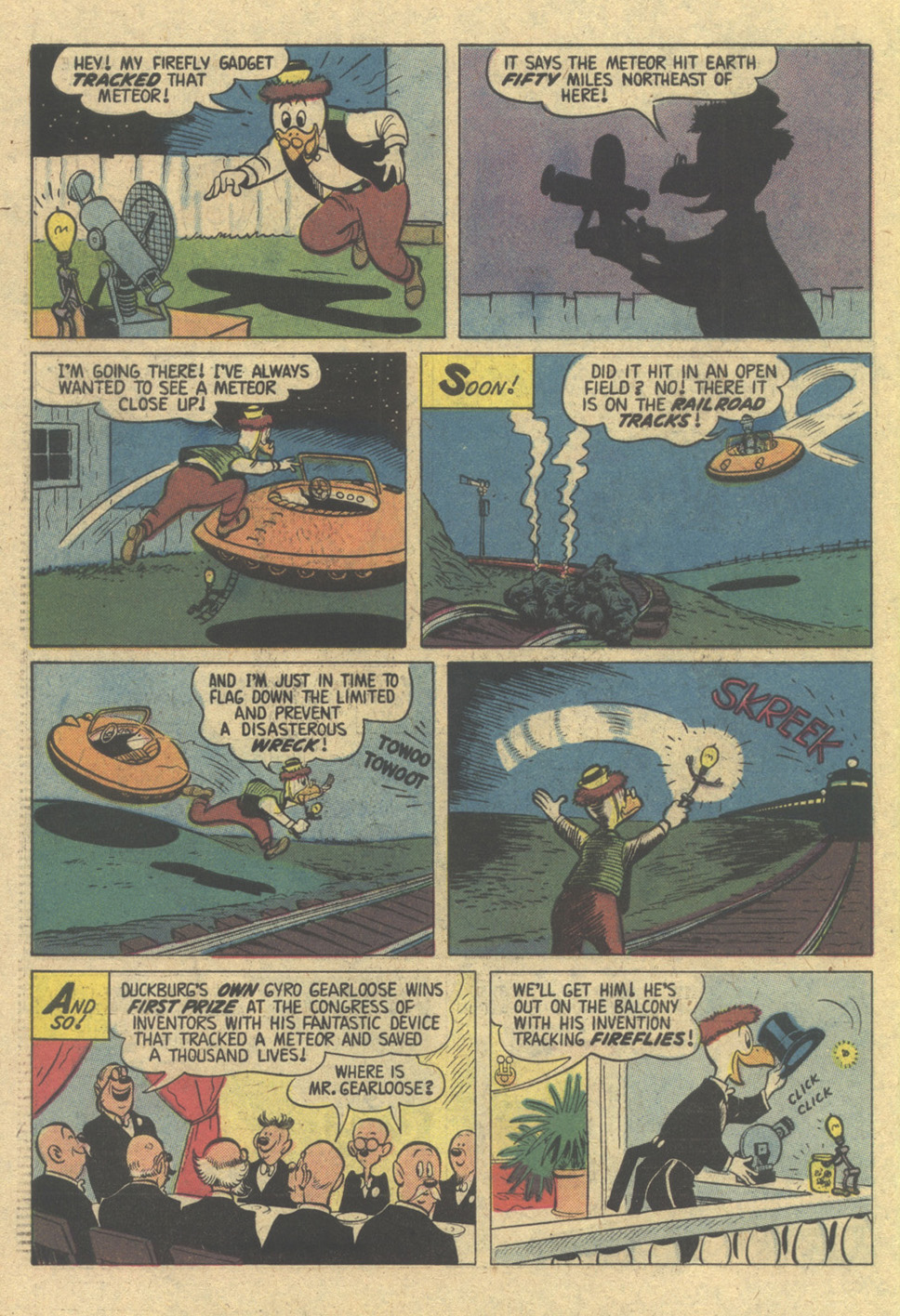 Read online Uncle Scrooge (1953) comic -  Issue #150 - 34