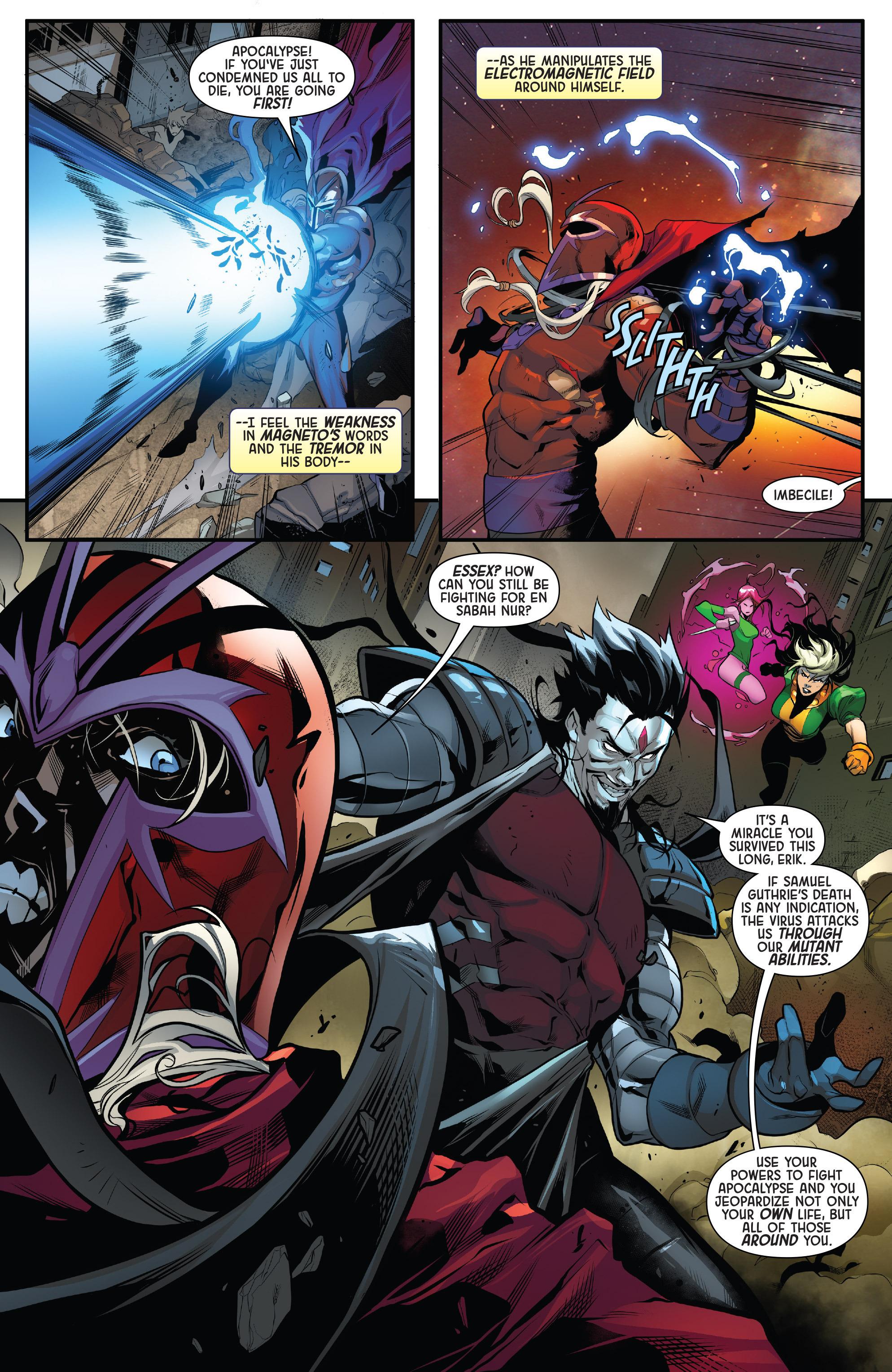 Read online Age of Apocalypse (2015) comic -  Issue #4 - 4