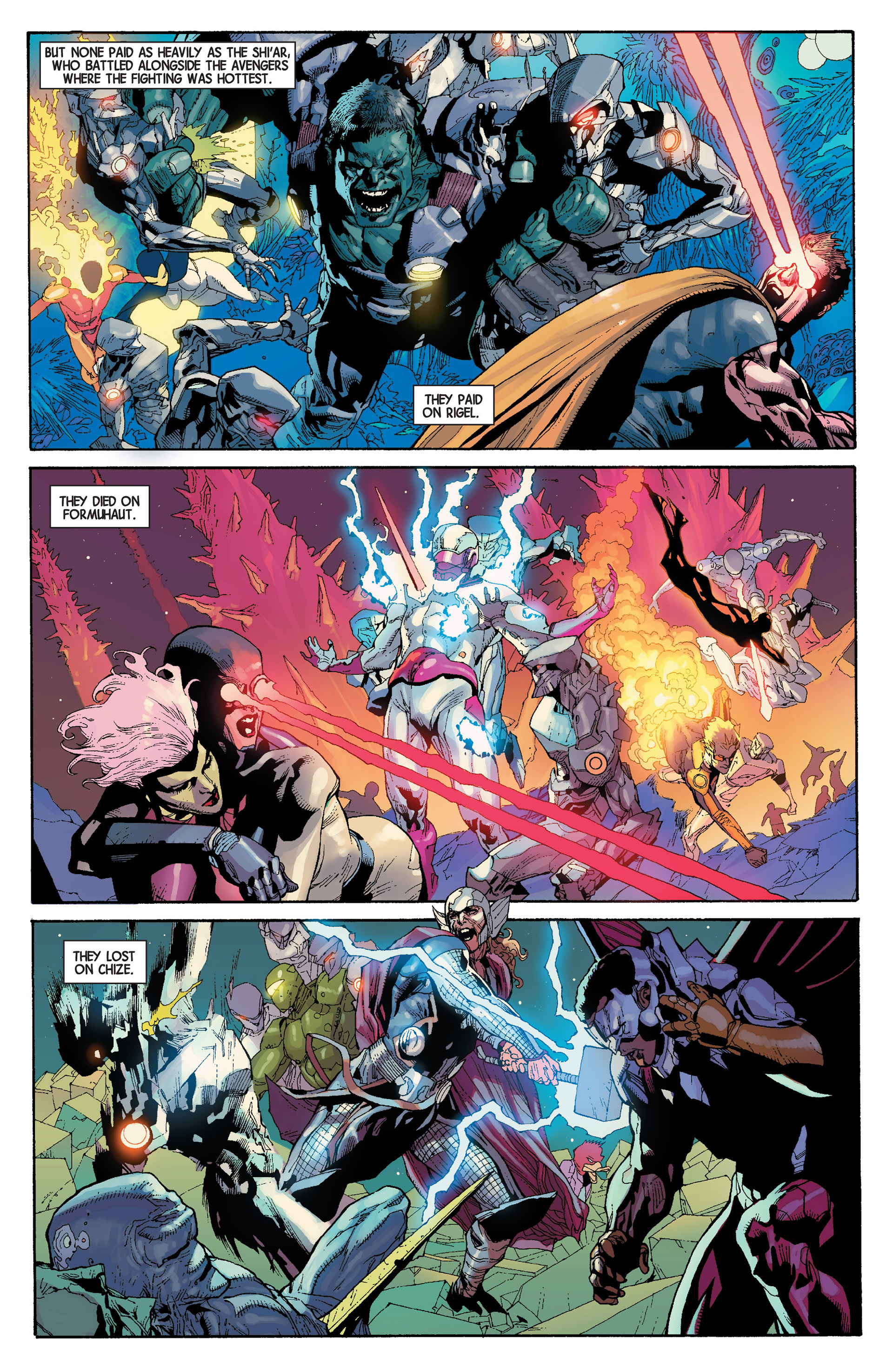 Read online Avengers (2013) comic -  Issue #21 - 14
