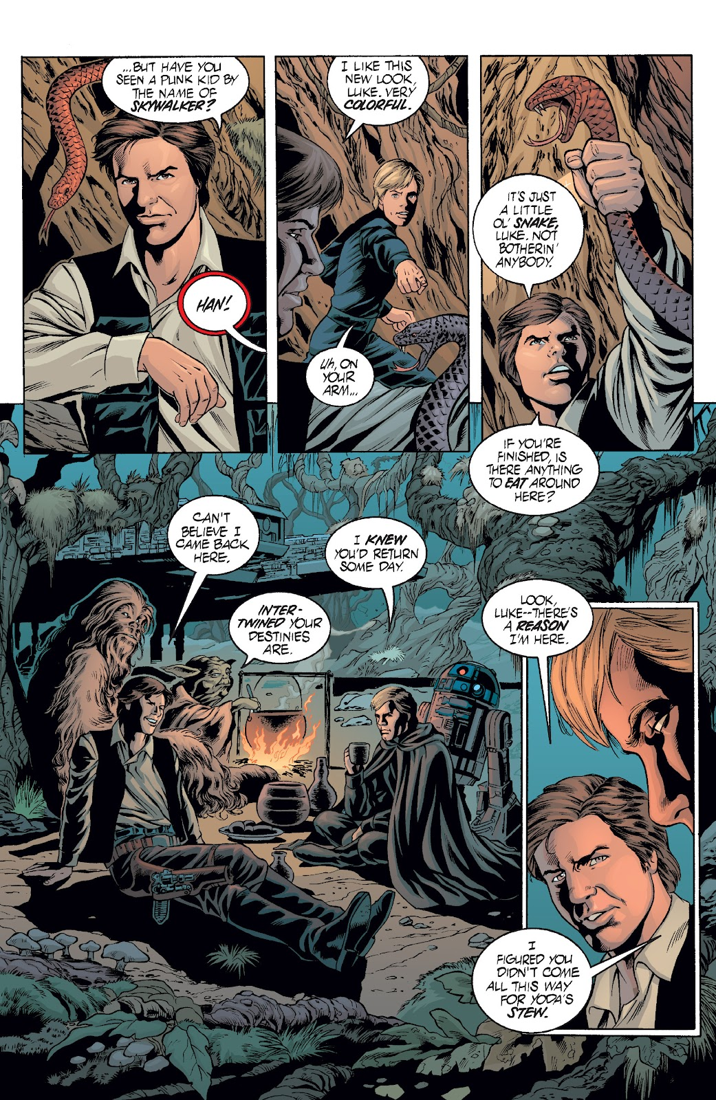 Read online Star Wars Legends: Infinities - Epic Collection comic -  Issue # TPB (Part 1) - 67