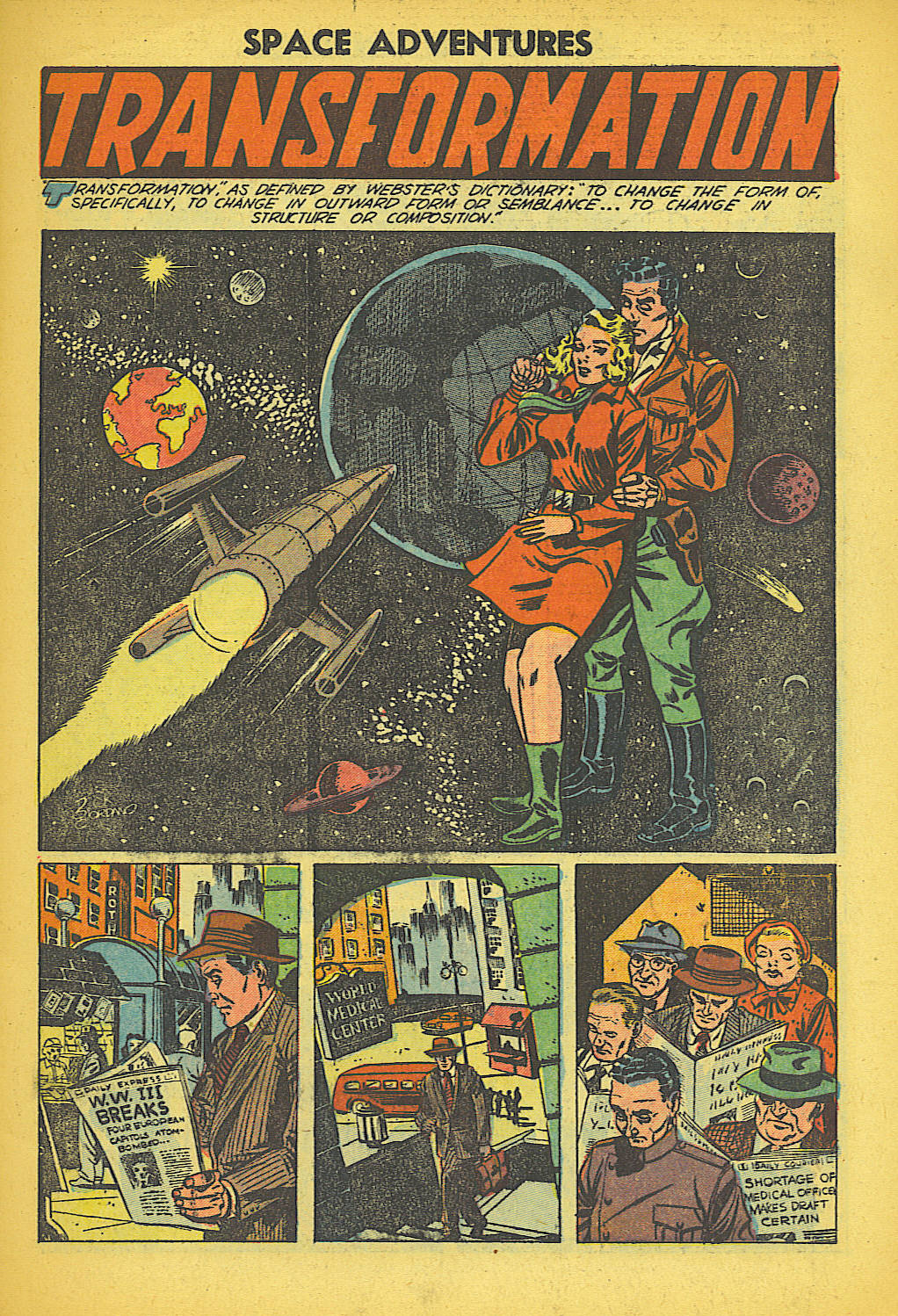 Read online Space Adventures comic -  Issue #7 - 2