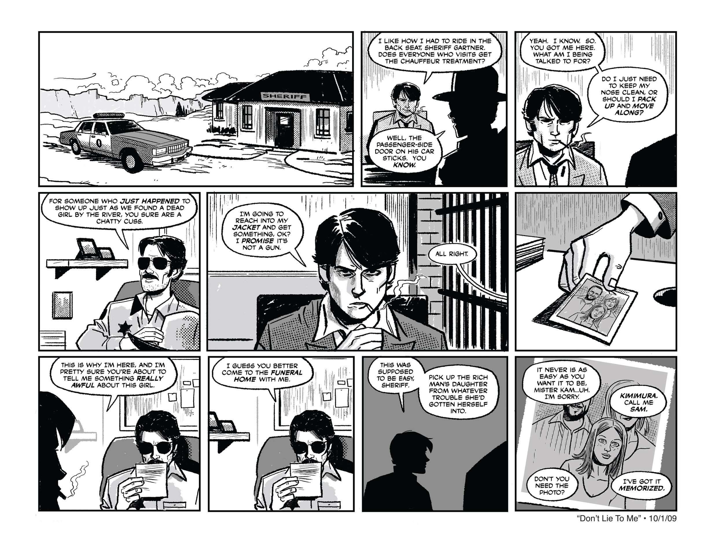 Read online She Died In Terrebonne comic -  Issue #1 - 13