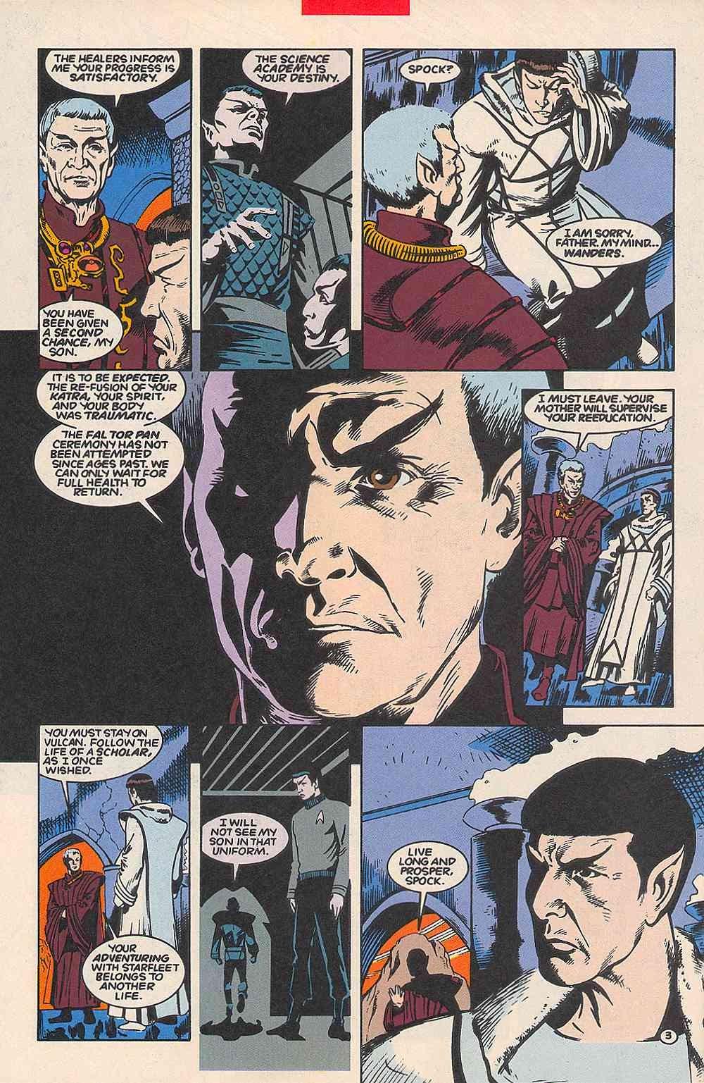 Read online Star Trek (1989) comic -  Issue # _Special 1 - 48