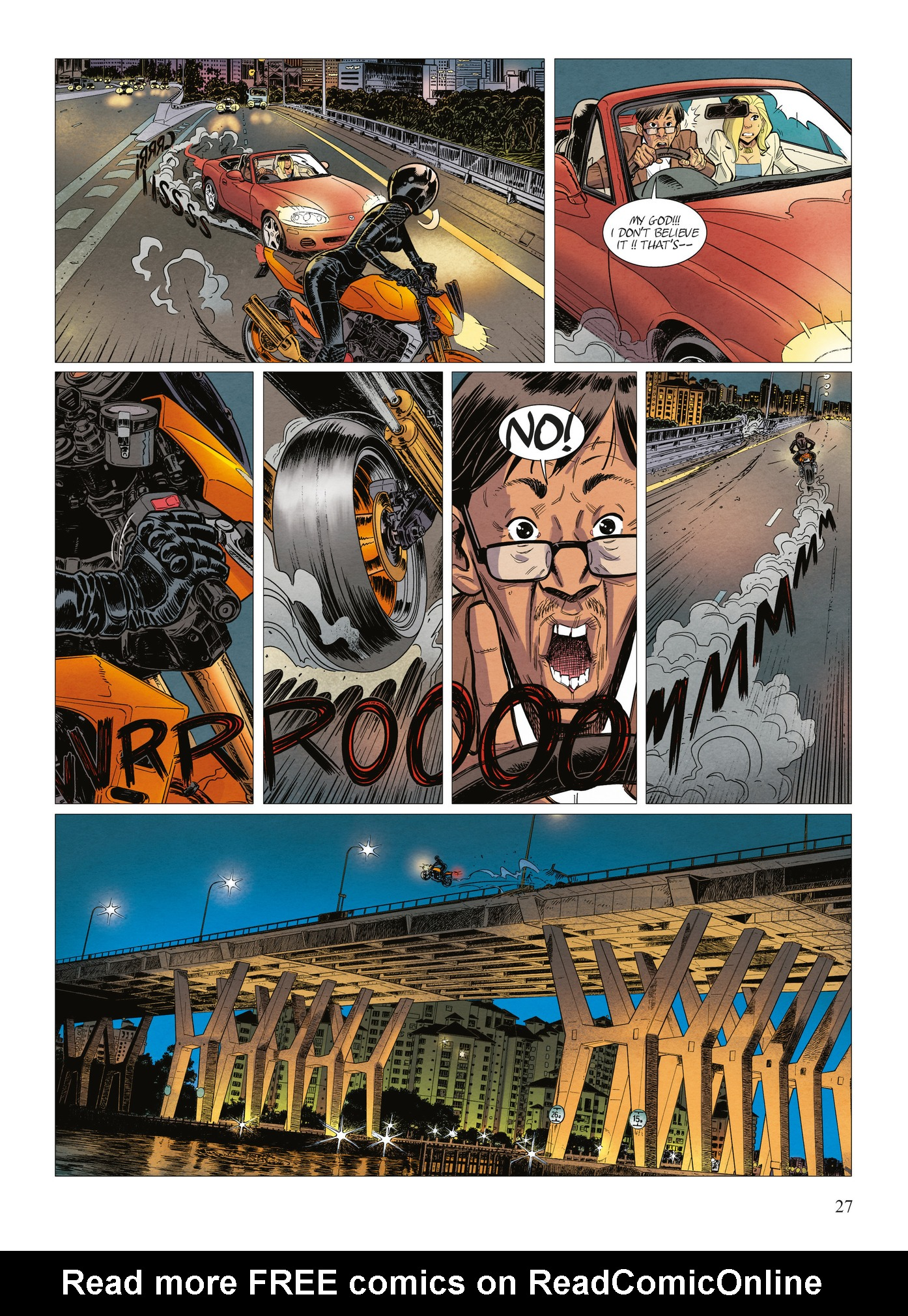 Read online Alter Ego comic -  Issue #10 - 28